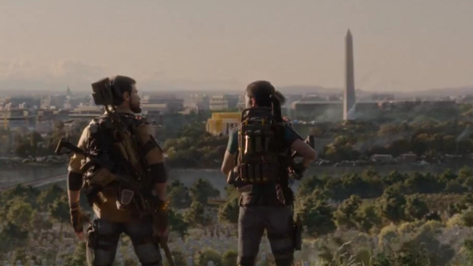 The Division 2 Will Introduce Raids and Free DLC, 2019
