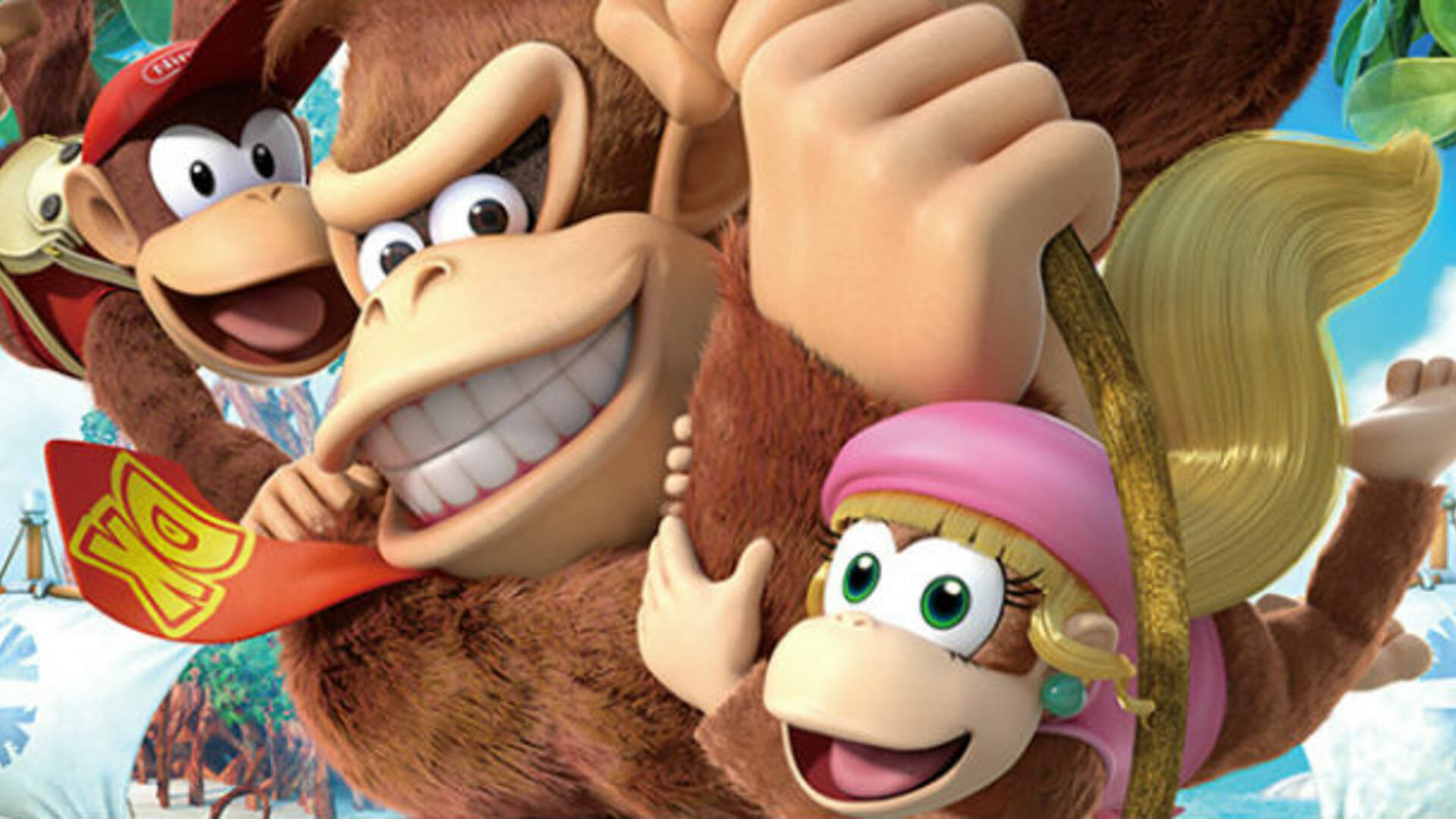 The Idle Animations for Donkey Kong Country: Tropical Freeze on Switch Shatter the Laws of the Universe