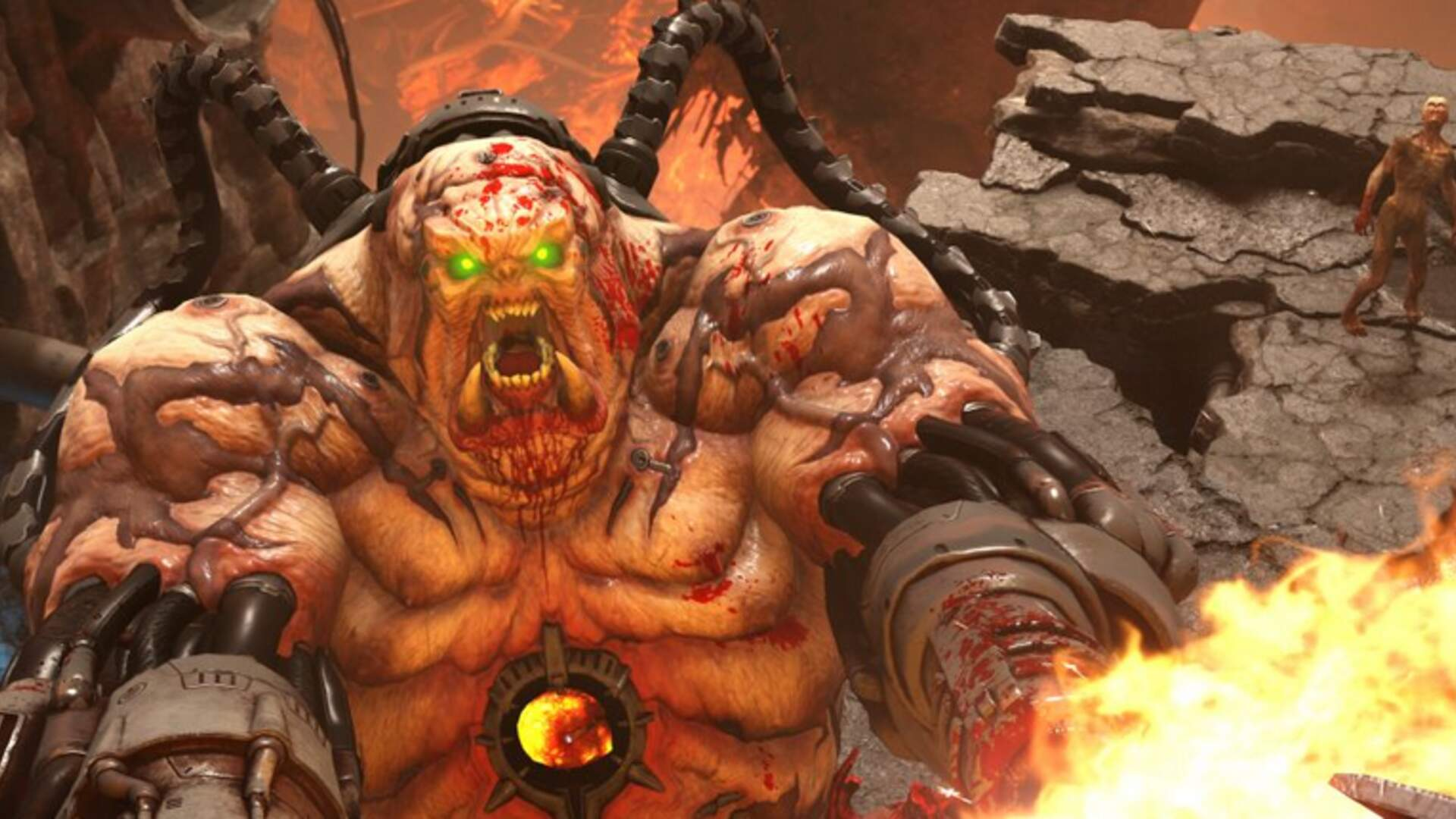 Doom Eternal QuakeCon Details: Switch Release, PvP, and More