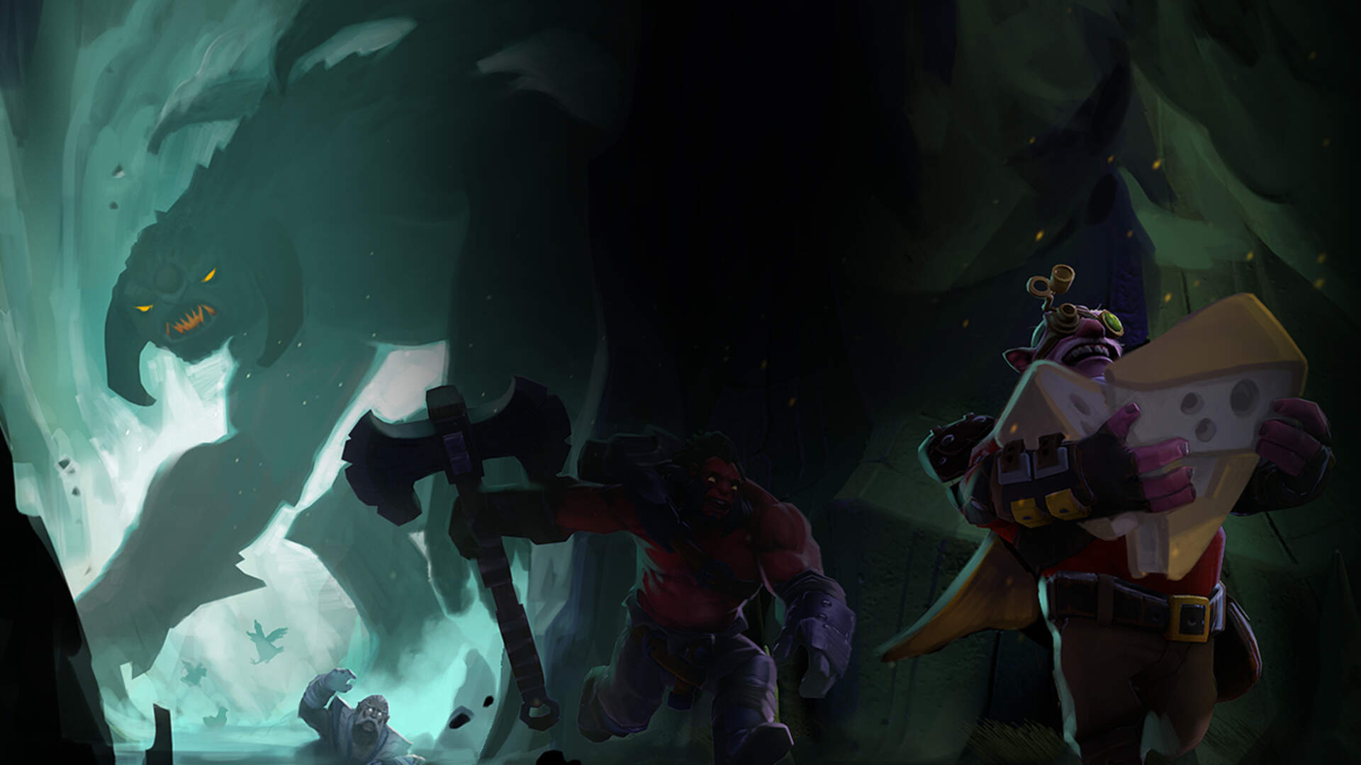 Valve's Dota Underlords Trademark Sparks Spin-Off Speculation