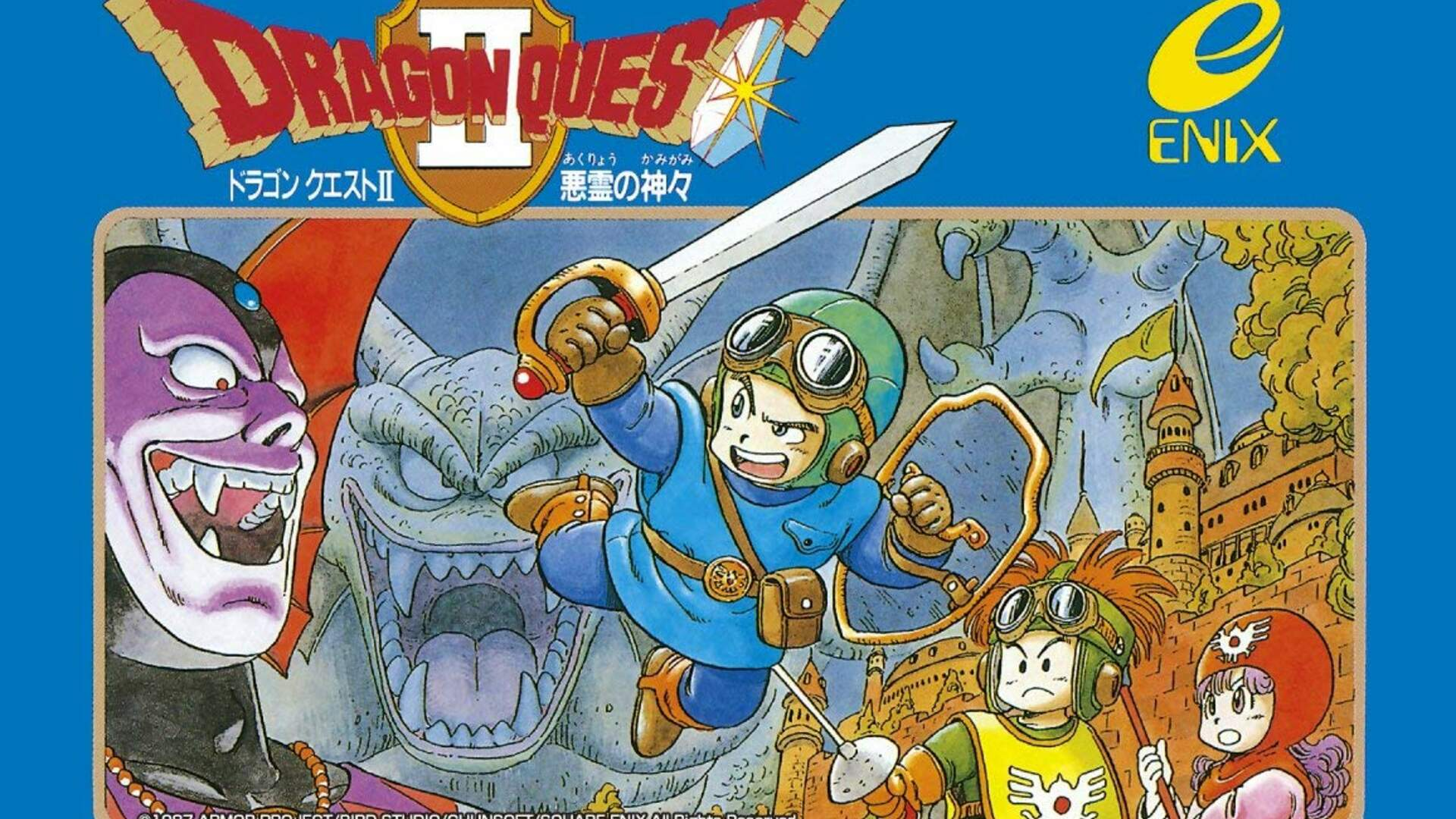 Yuji Horii Remembers the Difficult Road to Liberating RPGs from Costly Computers With Dragon Quest