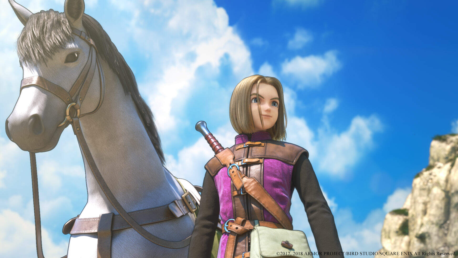 Dragon Quest 11 Gets a 2019 Release Date on Switch and an Orchestral Soundtrack
