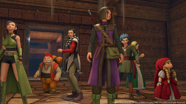 Dragon Quest XI is Emotional and Raw, Which Makes its Post-Game That