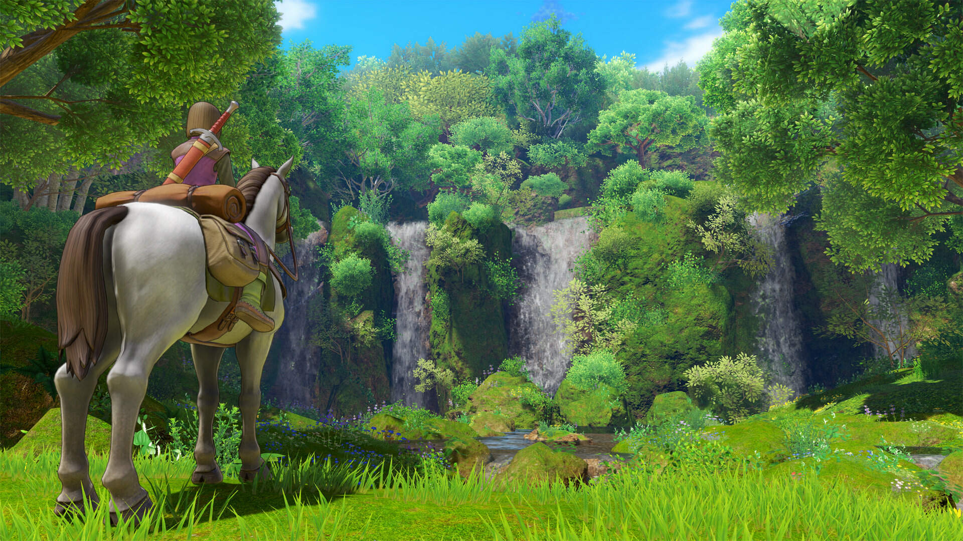 If You Waited on Dragon Quest XI S for the Switch, Congrats, You Made the Right Decision | USgamer