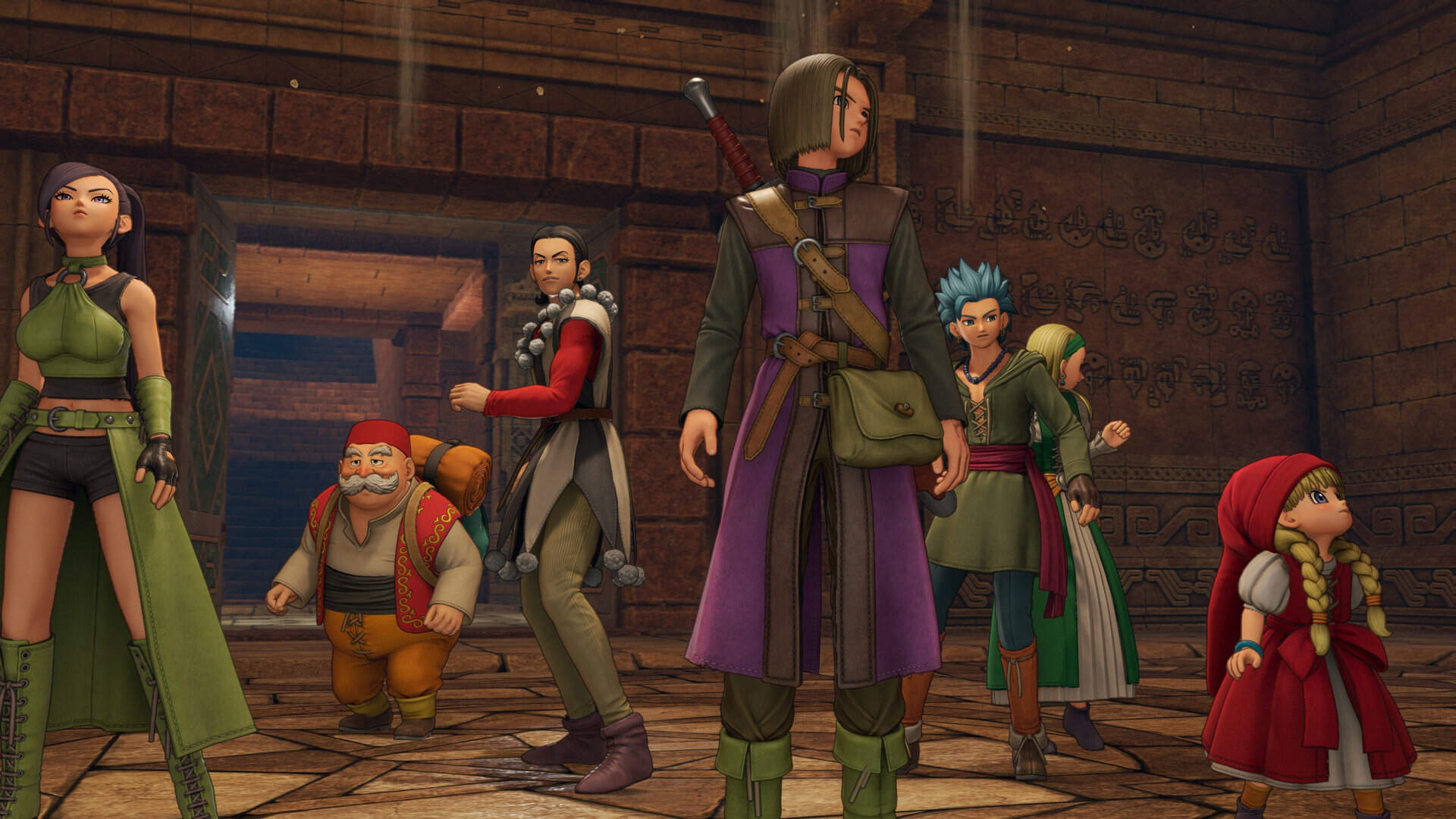 Dragon Quest 11 Switch Port Shines in Side-by-Side Comparison With PS4 Version