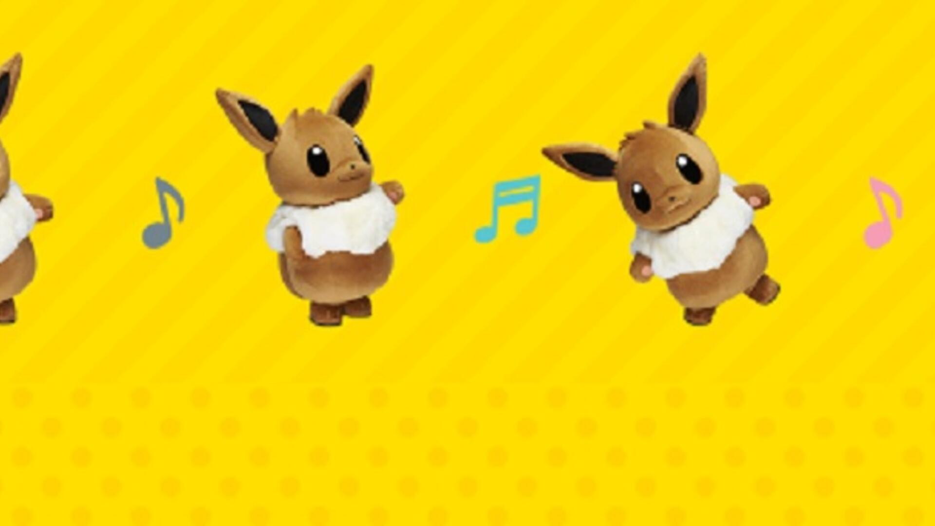 The Pokemon Eevee Dance Is the Perfect Balm for a Weary World
