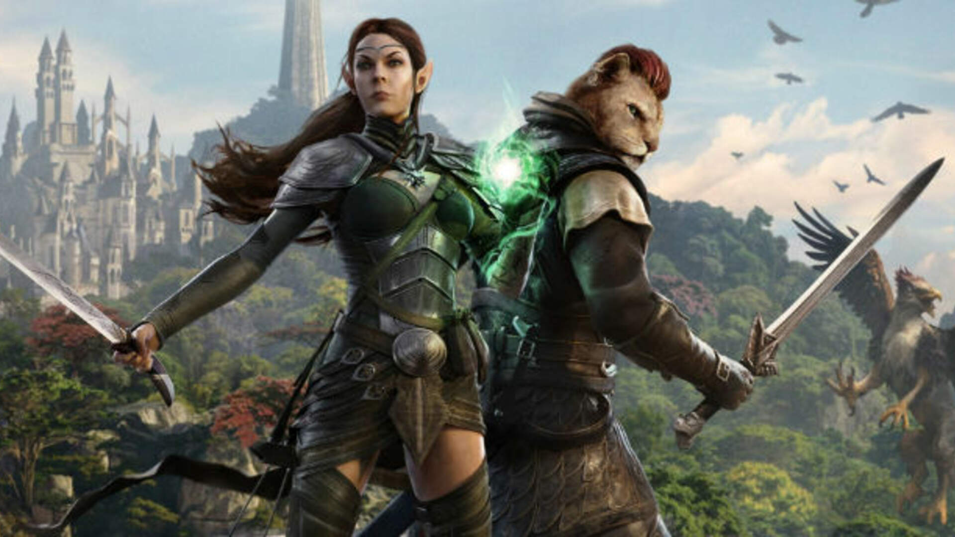 The Next Chapter of Elder Scrolls Online Takes You to Summerset Isle