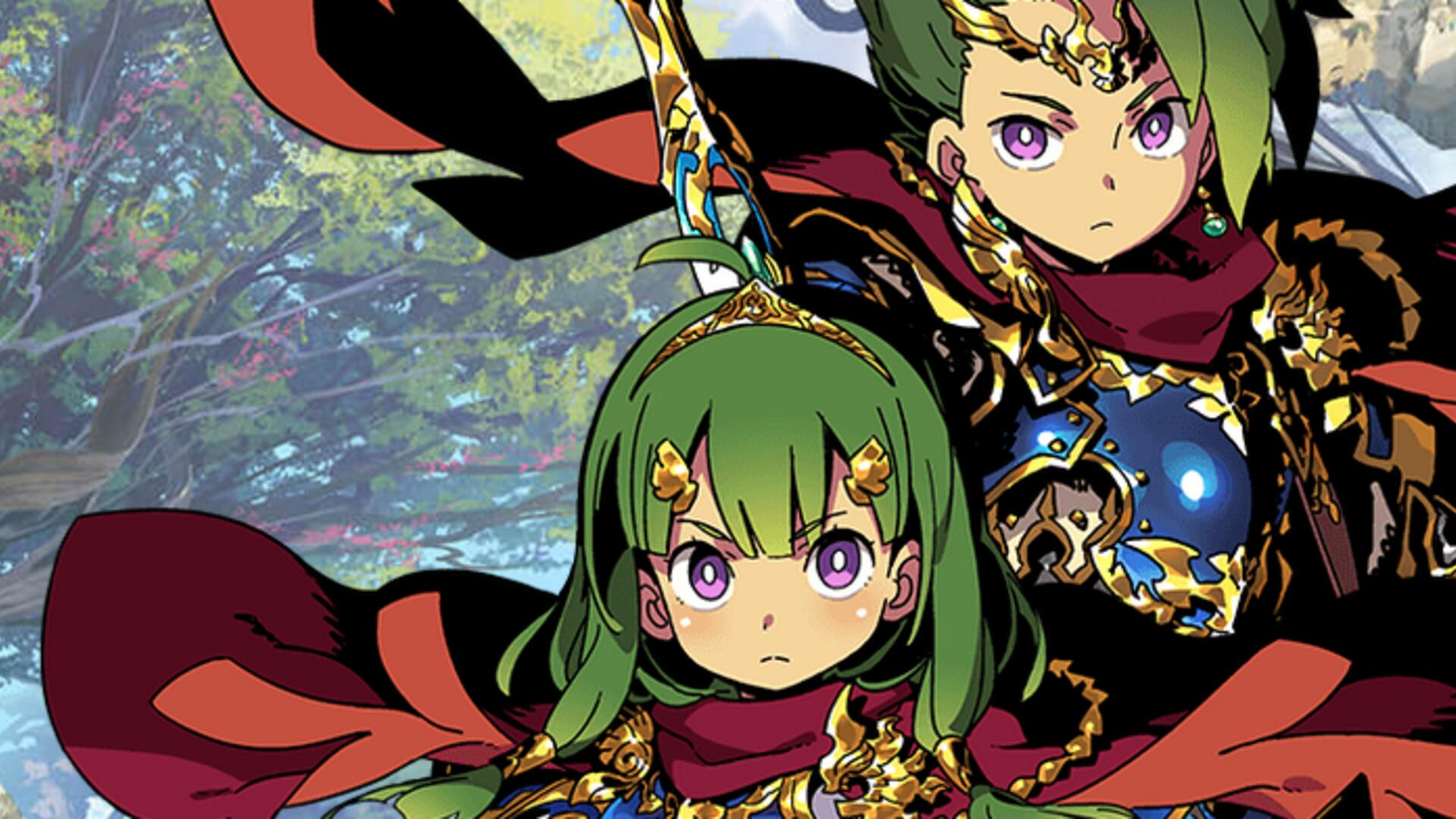 Etrian Odyssey Nexus Concludes the Franchise's 3DS Run When it Comes to America Next Year