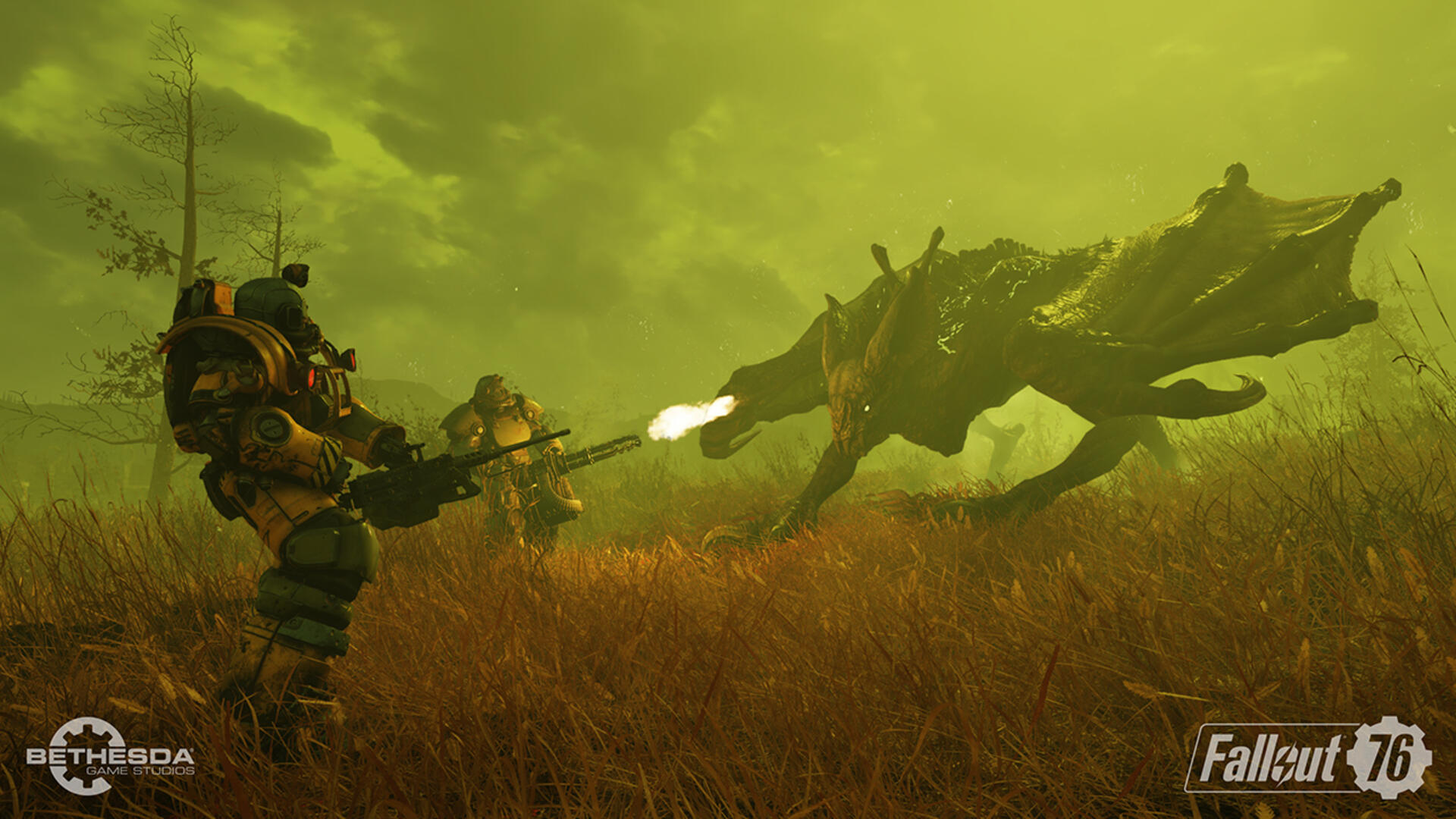 Fallout 76 Teases New PvP Mode for 2019
