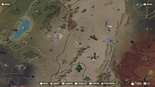 Fallout 76 Power Armor Locations Where To Get Power