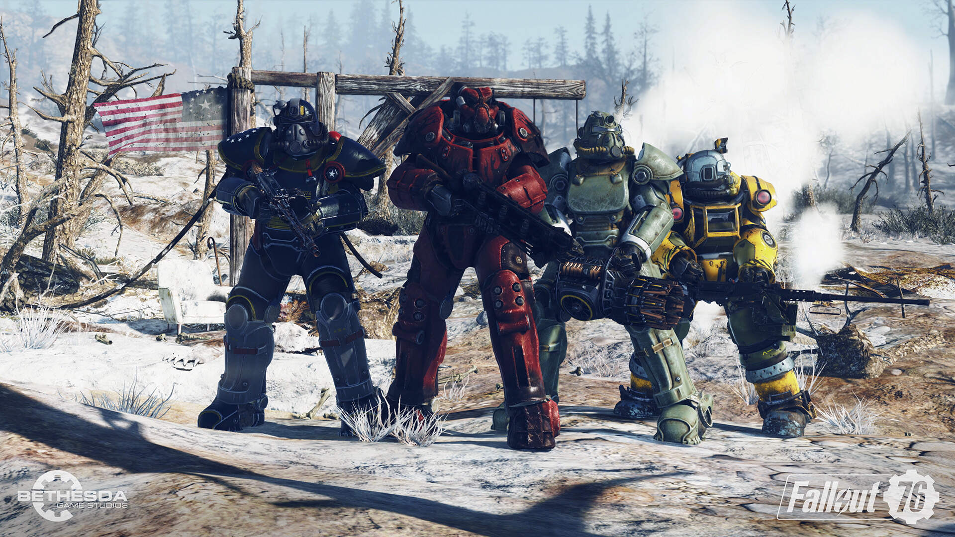 Fallout 76 PC Requirements - Minimum, Recommended PC Specs