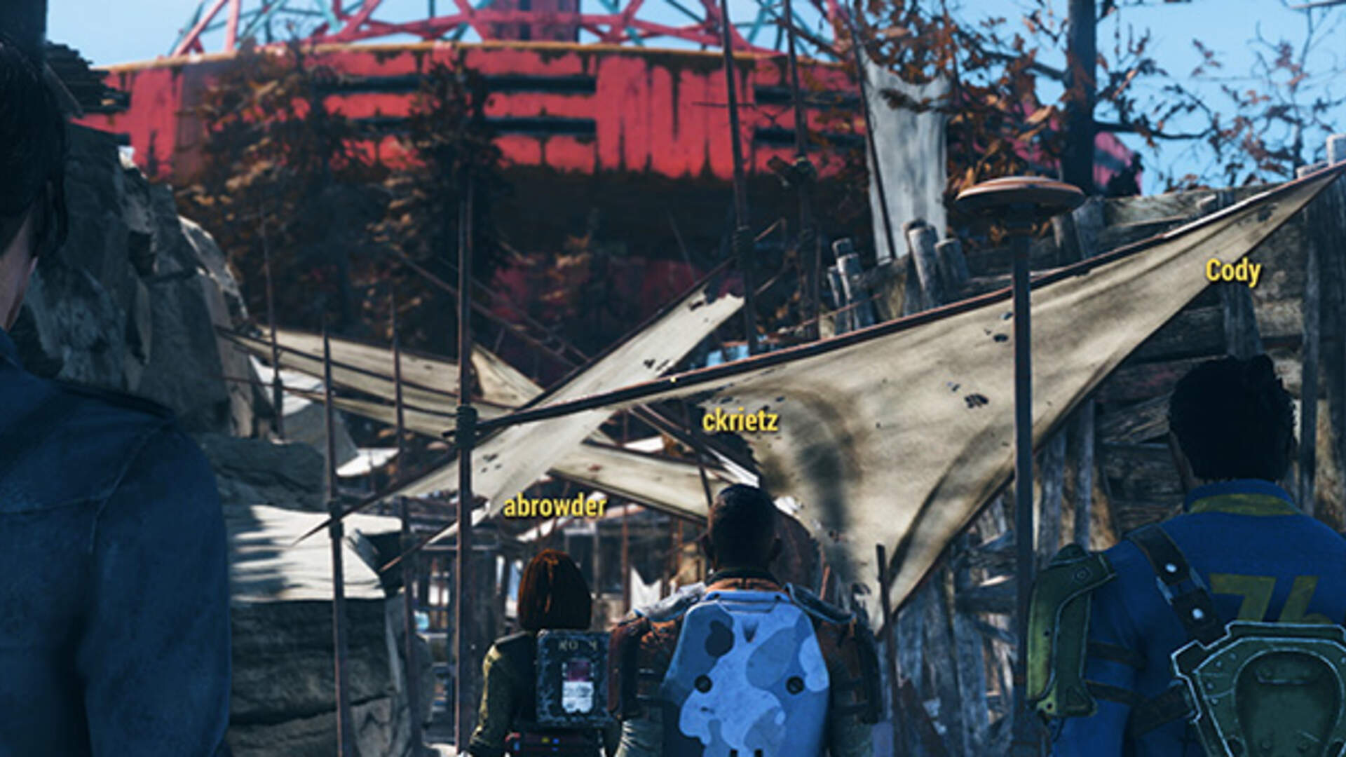 New Fallout 76 Trailer Focuses on Base Building