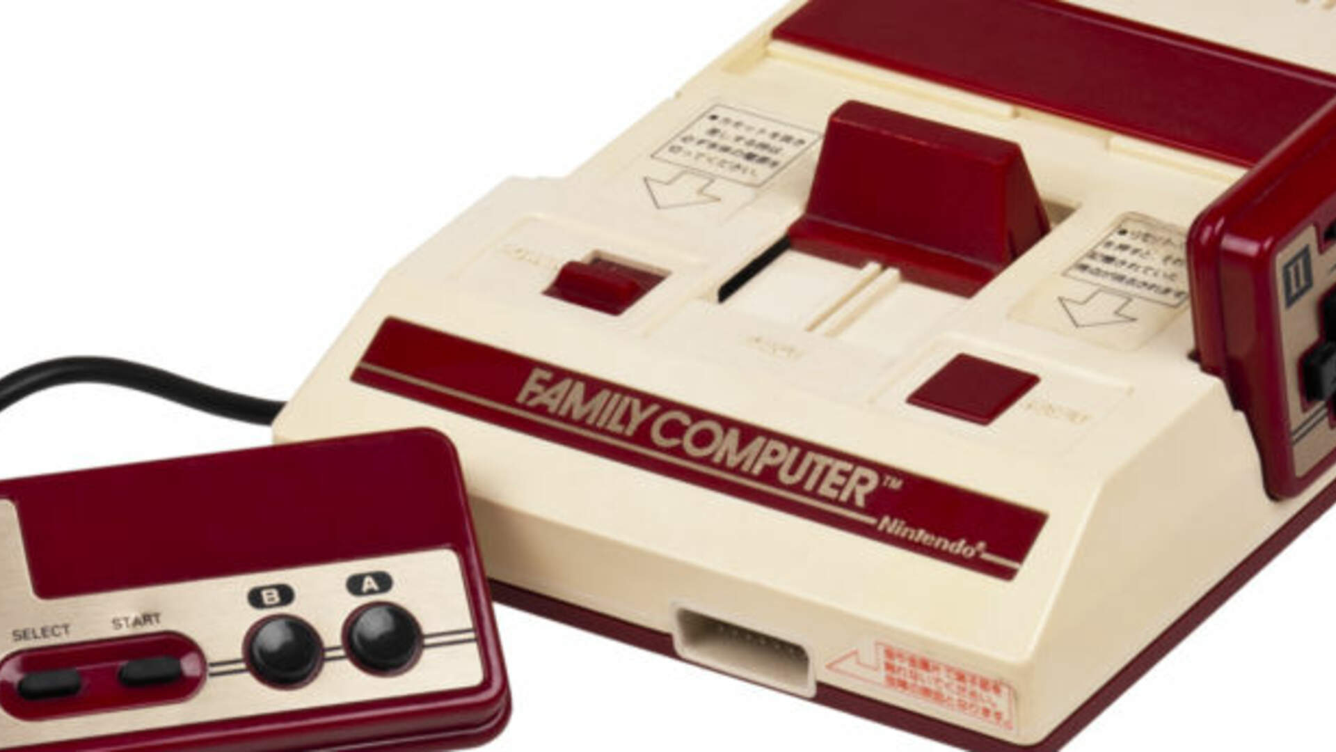 The Famicom Celebrates Its 35th Anniversary: The Console That Changed Gaming Forever