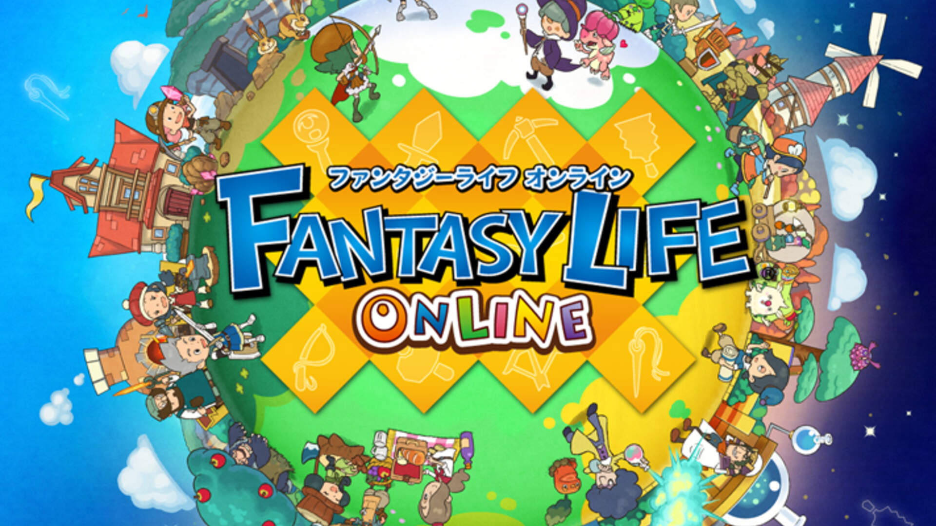 Fantasy Life Online Gets New Trailer and Summer 2018 Release Window