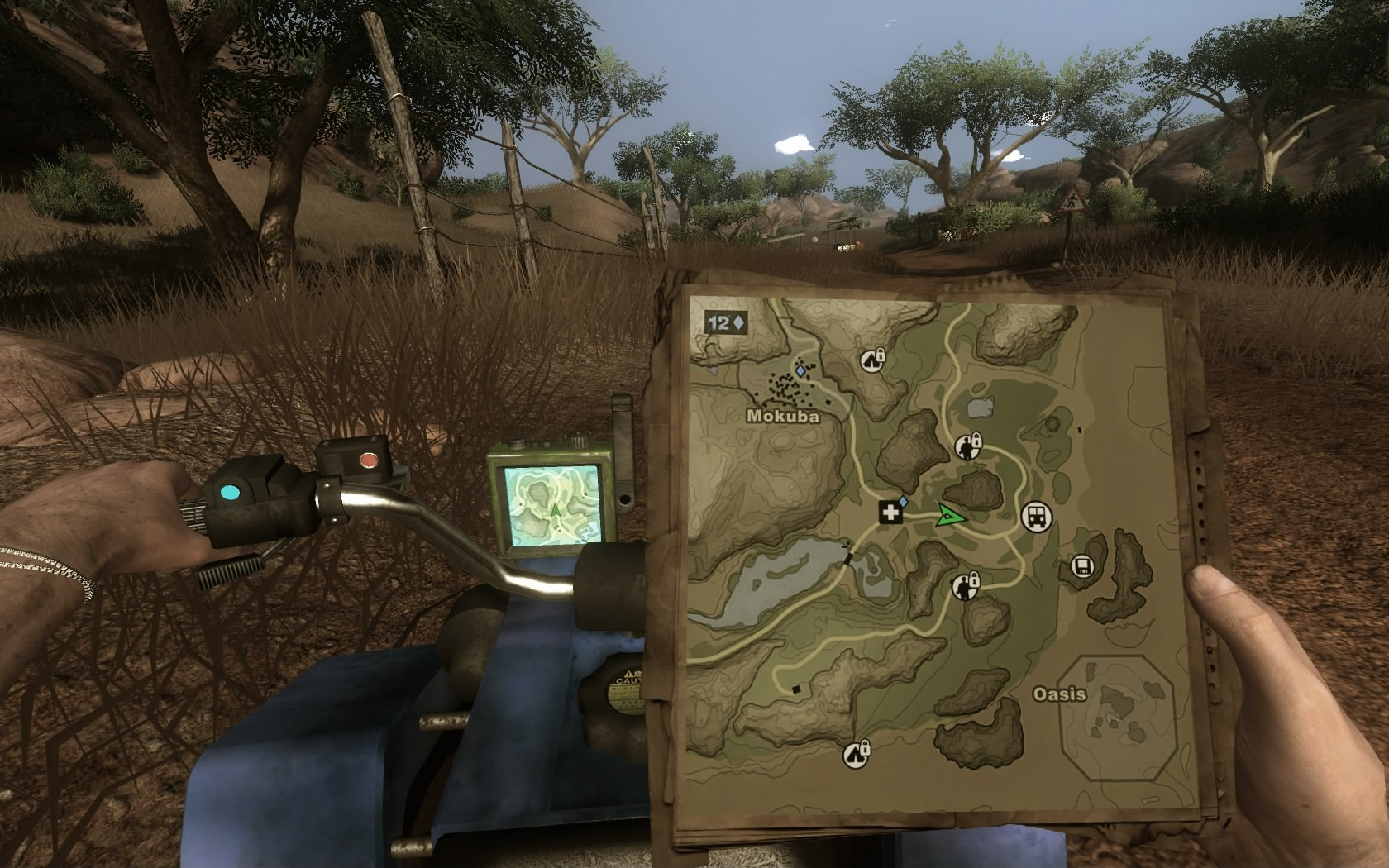 There's Still No Other Shooter Quite Like Far Cry 2 | USgamer