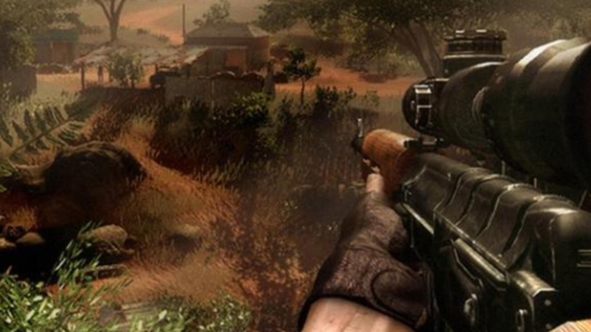 There S Still No Other Shooter Quite Like Far Cry 2 Usgamer