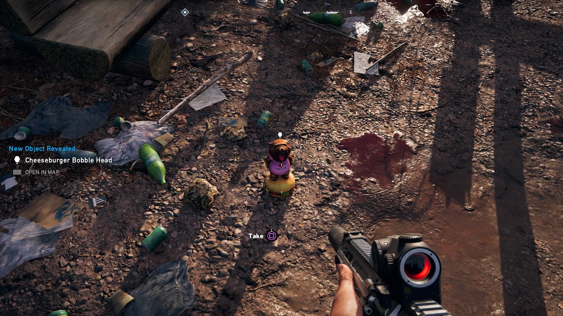 Far Cry 5 Cheeseburger Bobblehead Locations - Where to Find