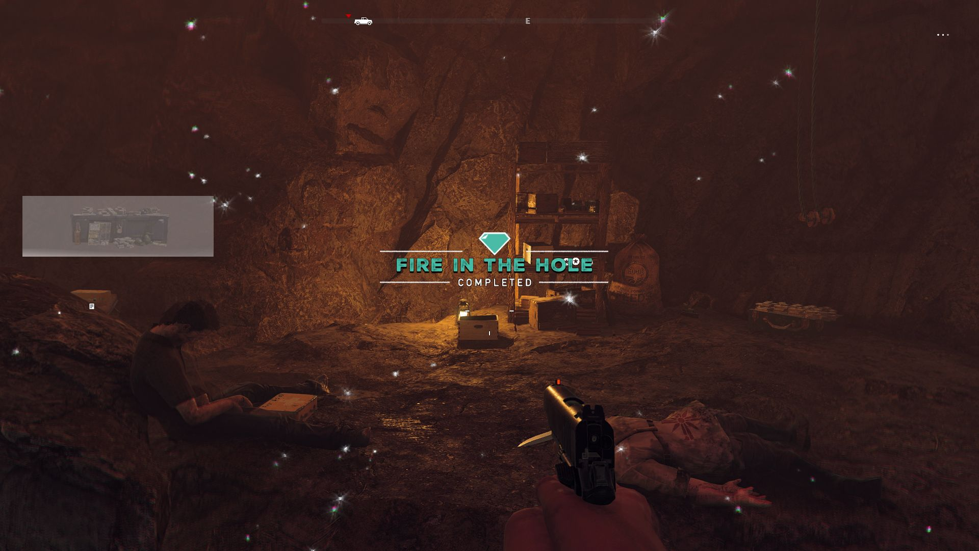 Man Cave Enter The Garage Far Cry : Far cry prep stash locations find s hidden
