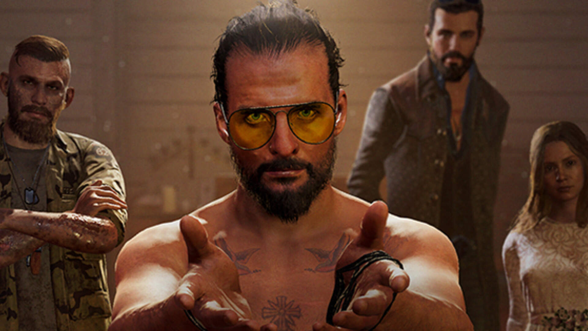 Far Cry 5 Final Check-In: How We're Feeling After Several Hours of Gameplay
