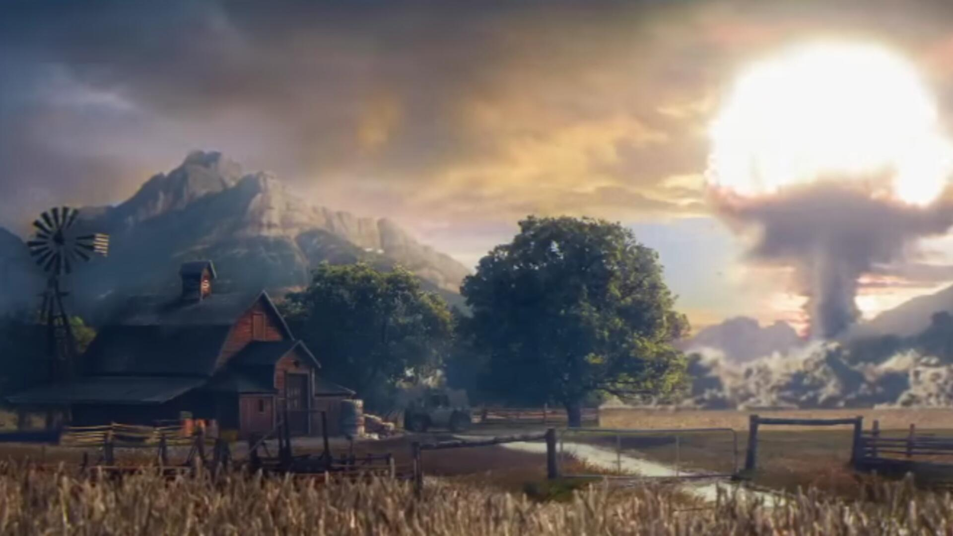 Far Cry Meets Fallout in New Teaser for The Game Awards