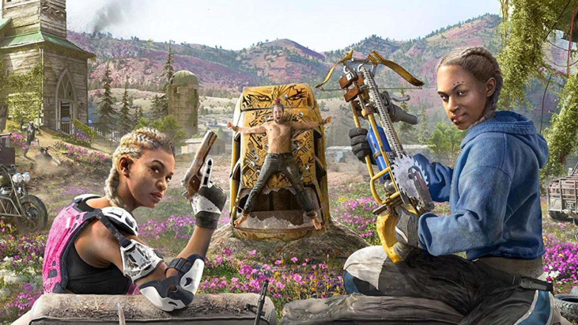 Far Cry New Dawn Box Art Leaked Before The Game Awards [Update: Confirmed]