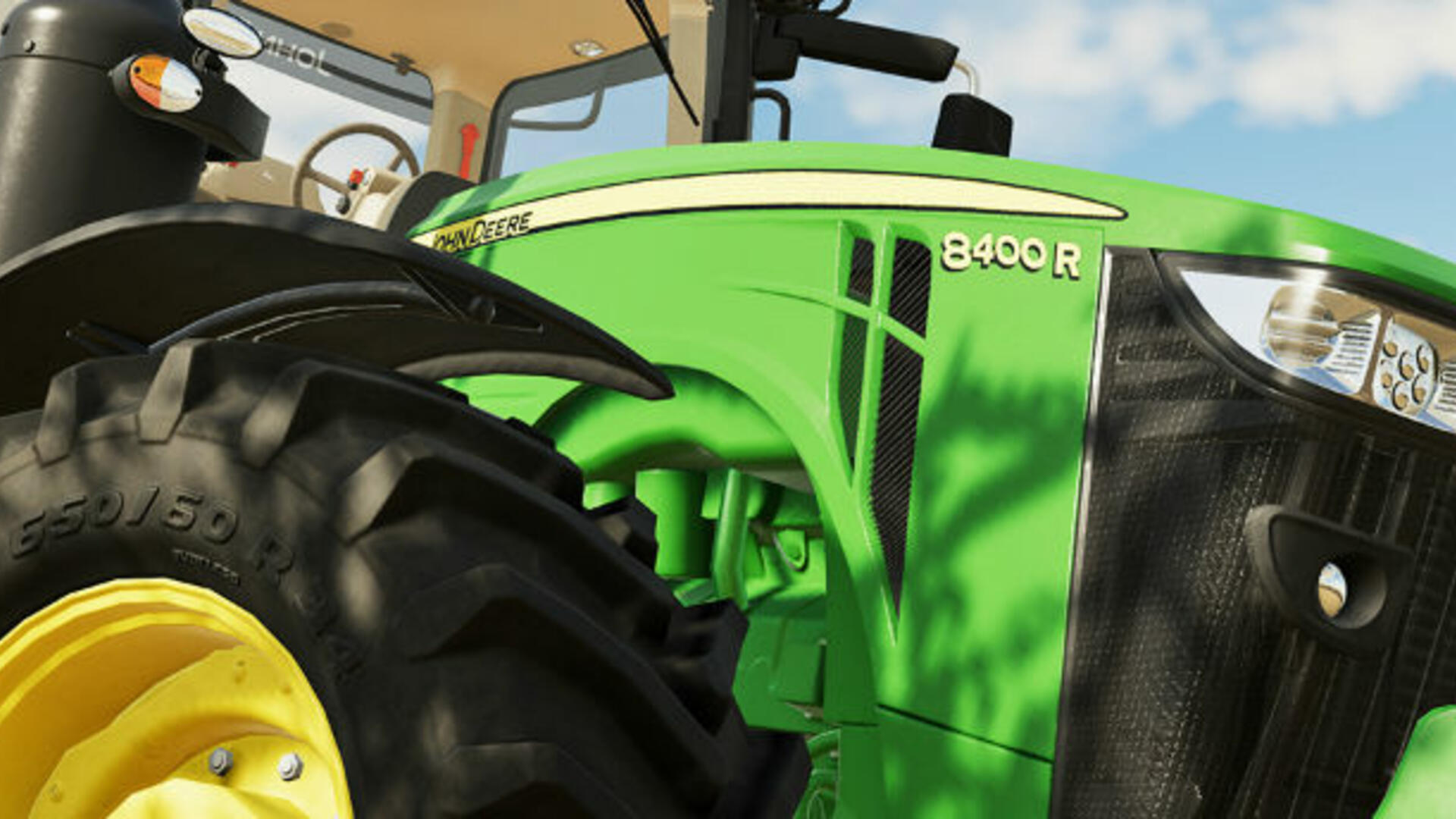 Fans' Reactions to John Deere Tractors in Farming Simulator