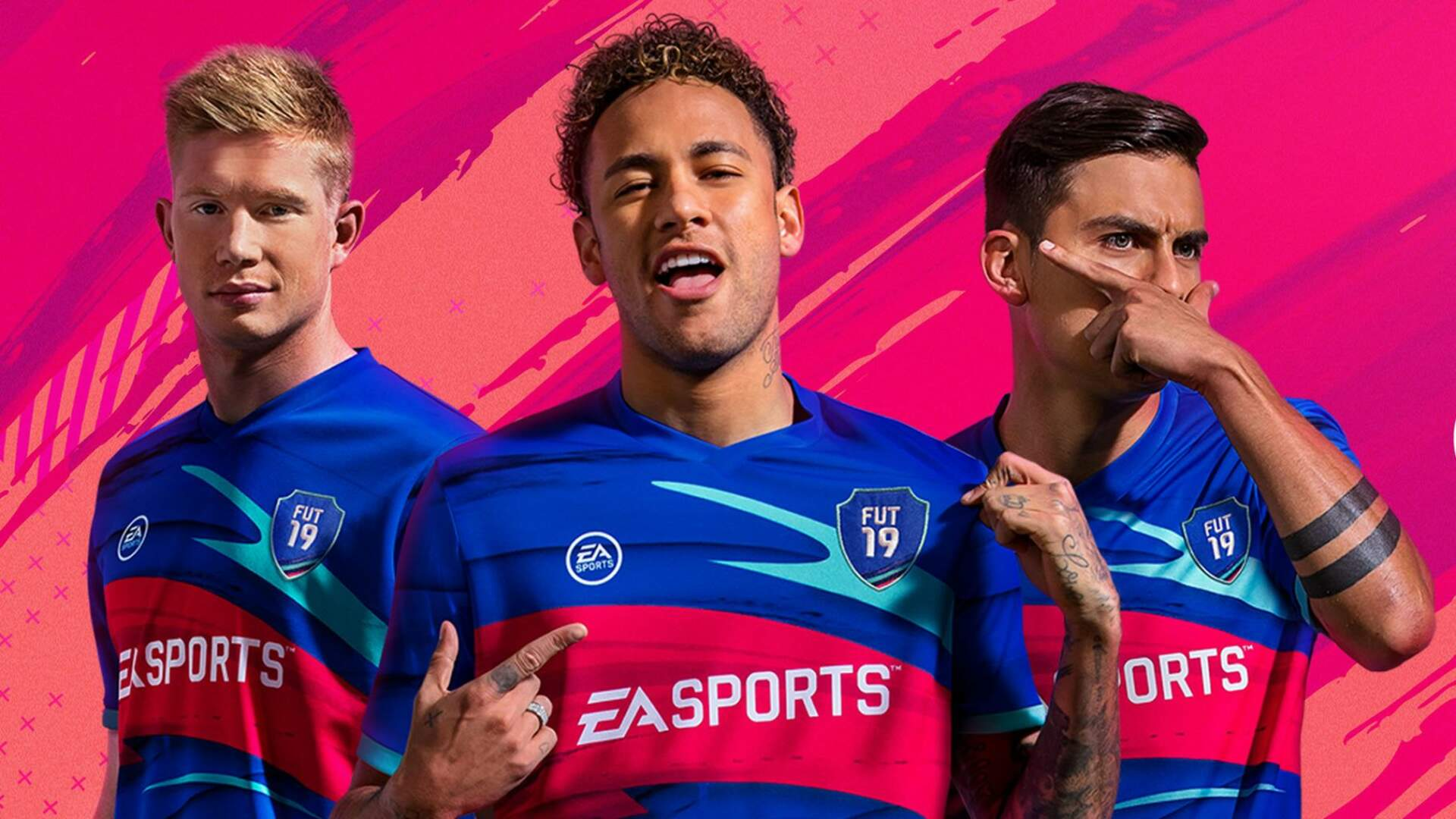 FIFA Neymar Cover is Not FIFA 20 Cover, EA Confirms
