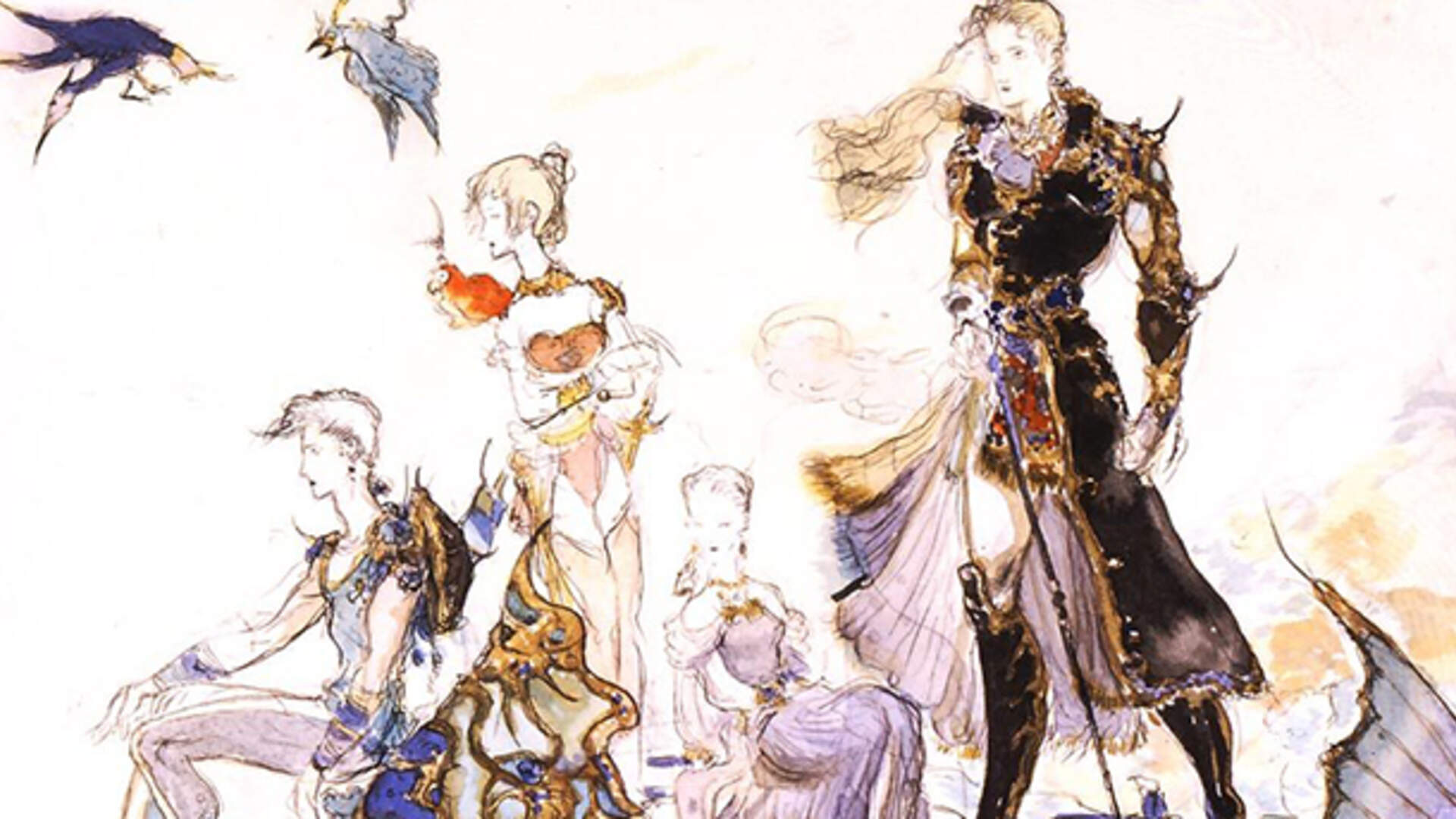 The Top 25 RPGs of All Time #25: Final Fantasy V