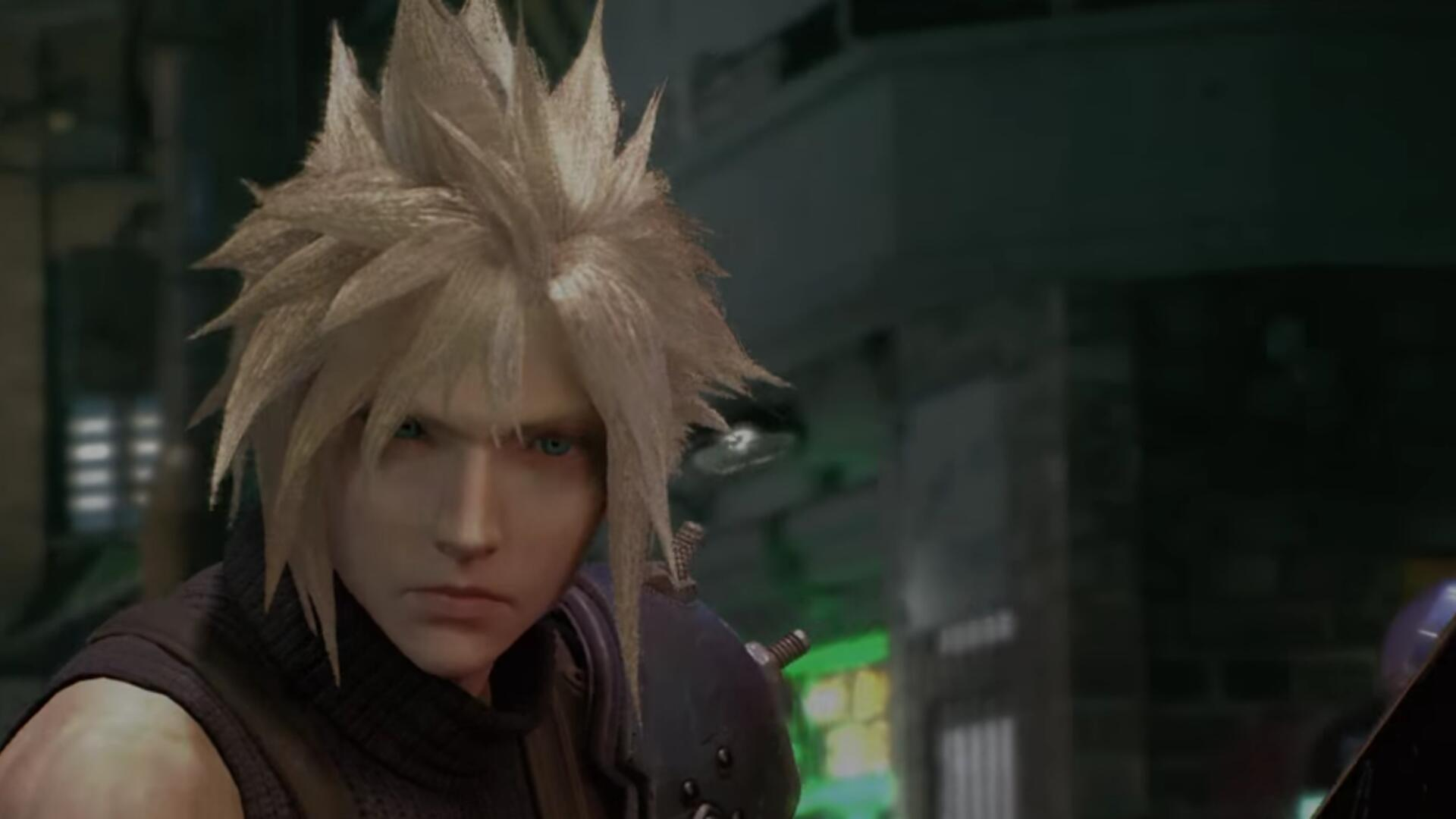 Square Enix is Pitching Final Fantasy VII Remake as an Action Game in Job Listings