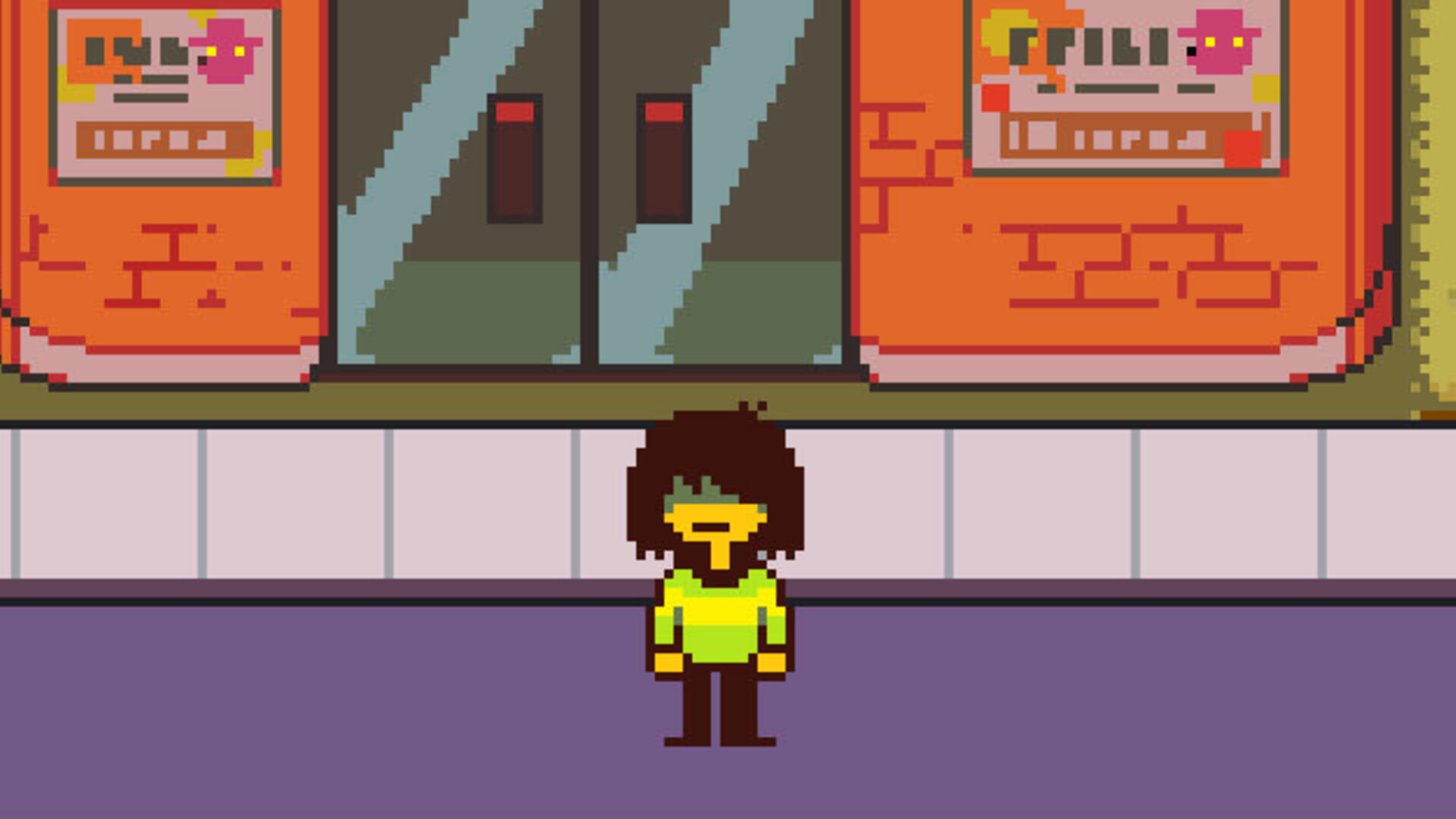 Deltarune has a Great Five Nights at Freddy's Reference
