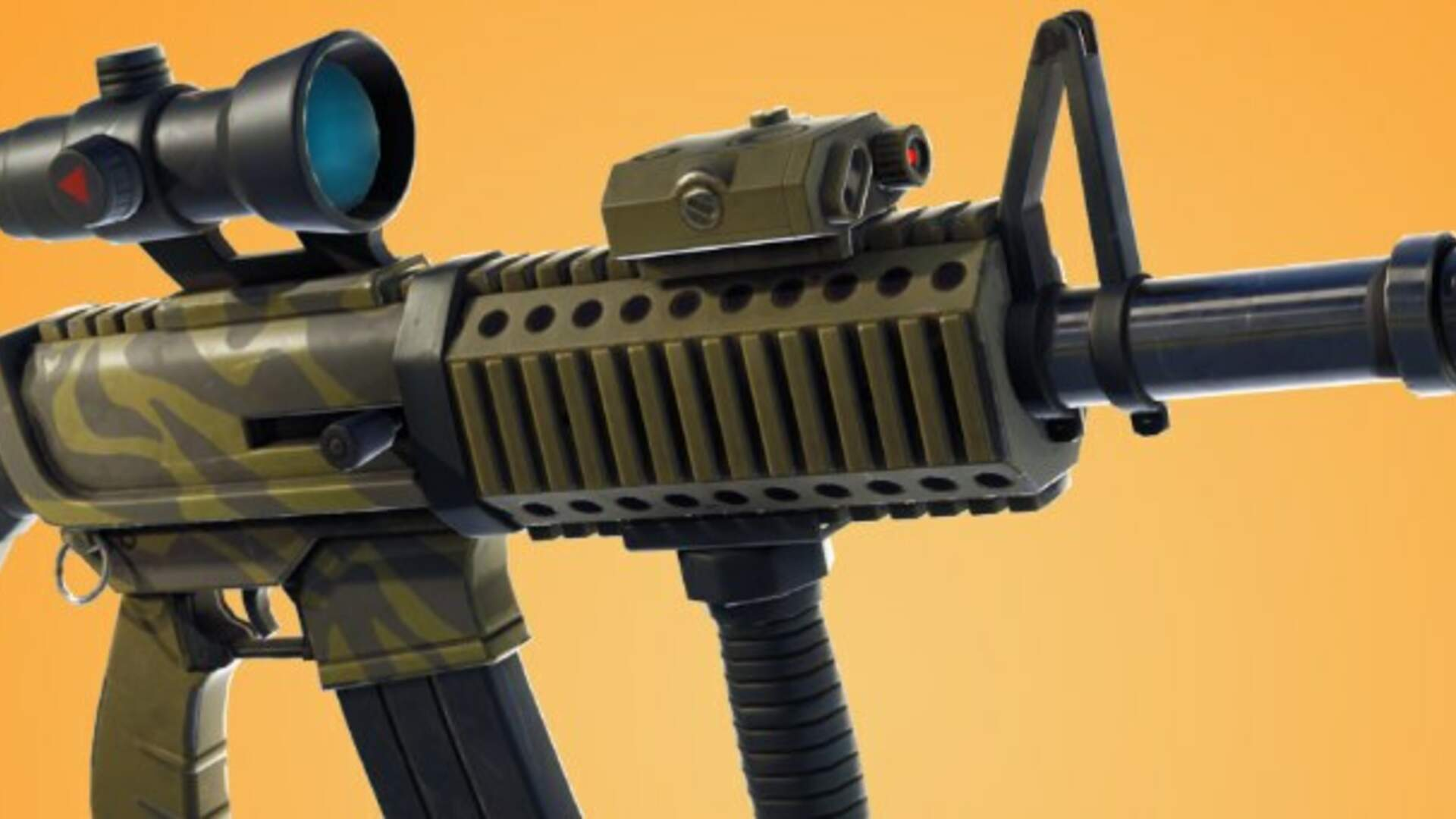 Fortnite V4.4 Update Out Now, Adds New Assault Rifle and Sniper Shootout Mode