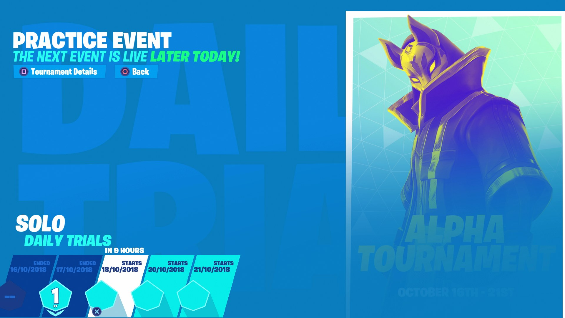going forward we ll be providing coverage and the schedules of various additional events in battle royale including the fortnite beta tournament - fortnite score system