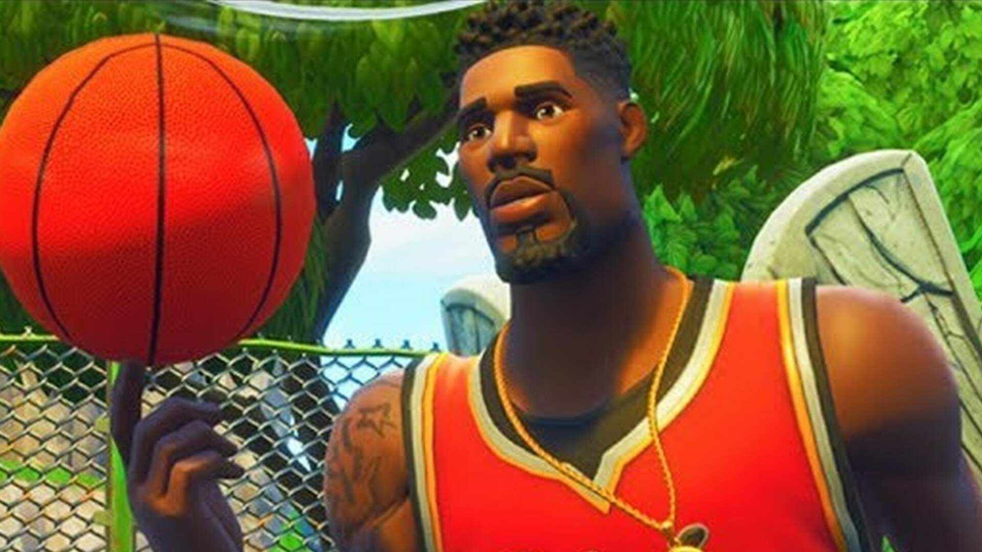 Fortnite Basketball Court Locations - Score a Basket on Different Hoops Fortnite Challenge