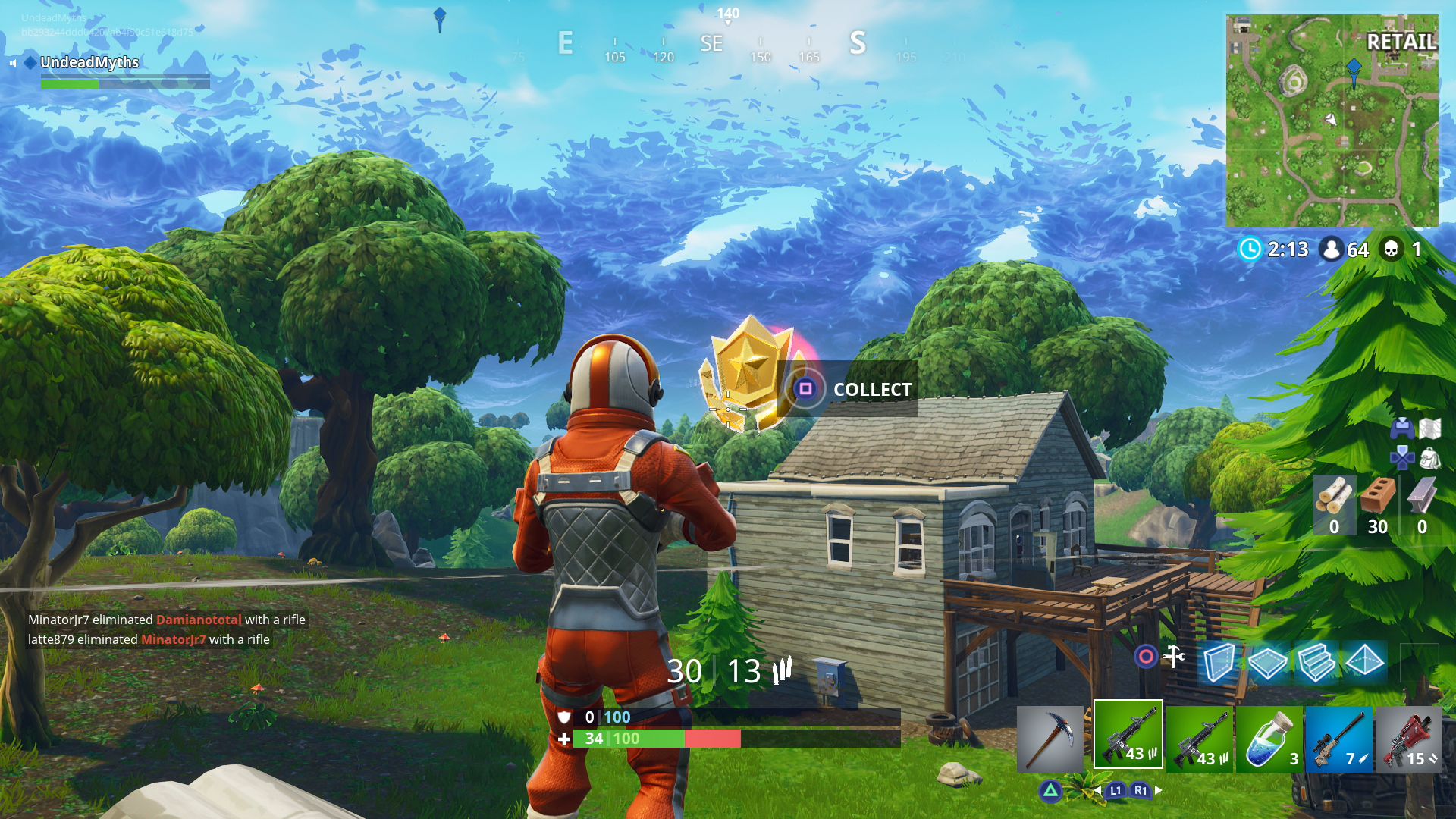 Fortnite Challenges Guide Weekly And Daily Challenges Walkthrough