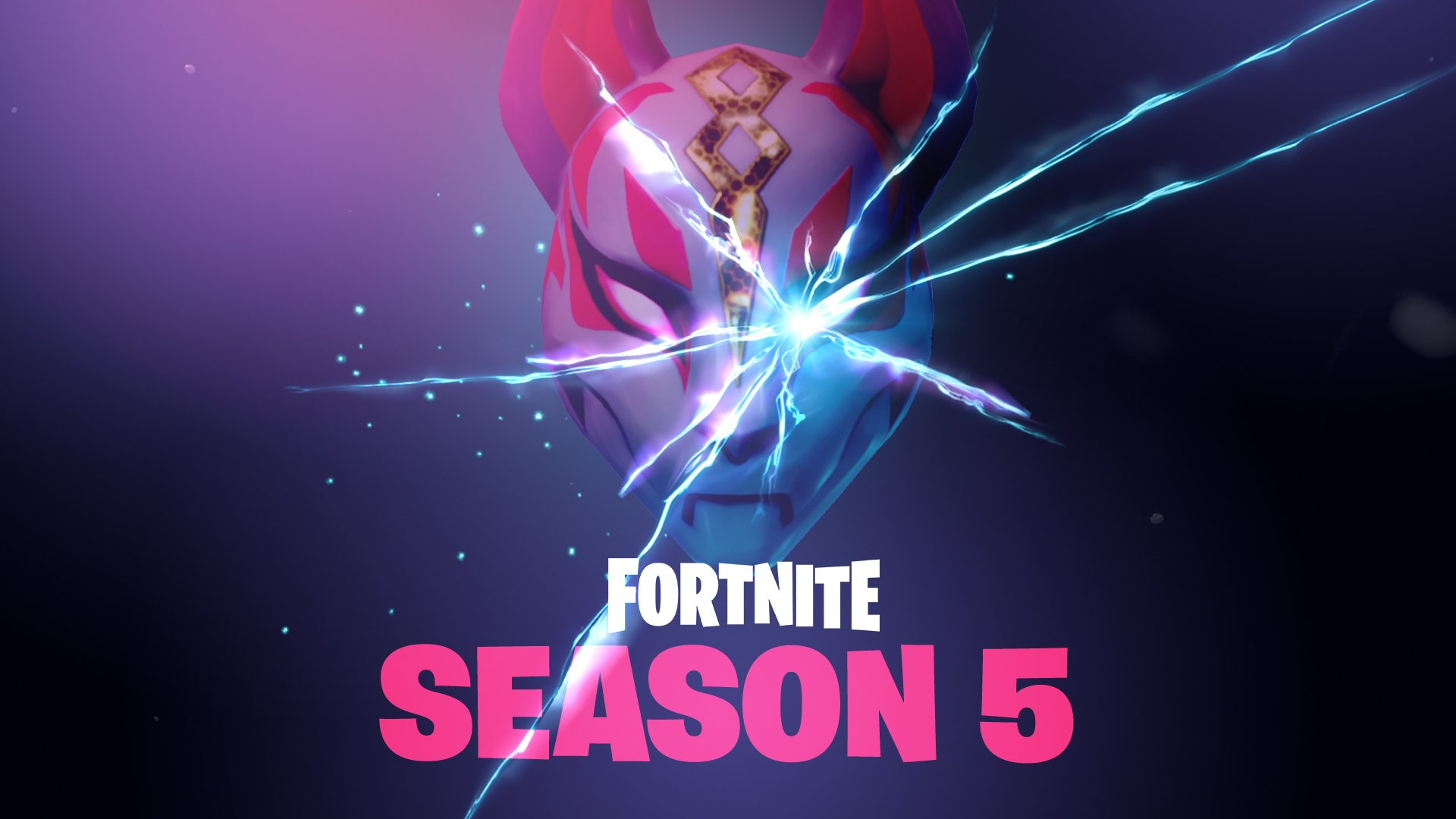 another season 5 teaser this time on the games new updates pop up uses the same mask image but is joined by the words worlds collide
