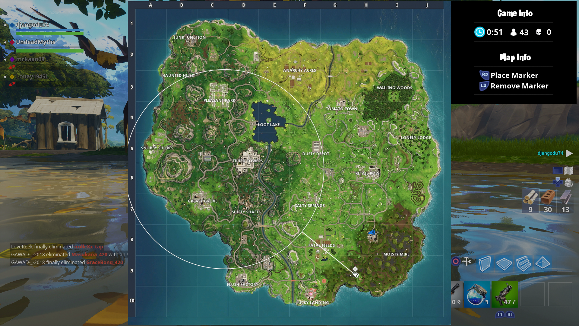 Where To Search Between Vehicle Tower Rock Sculpture And Circle Of