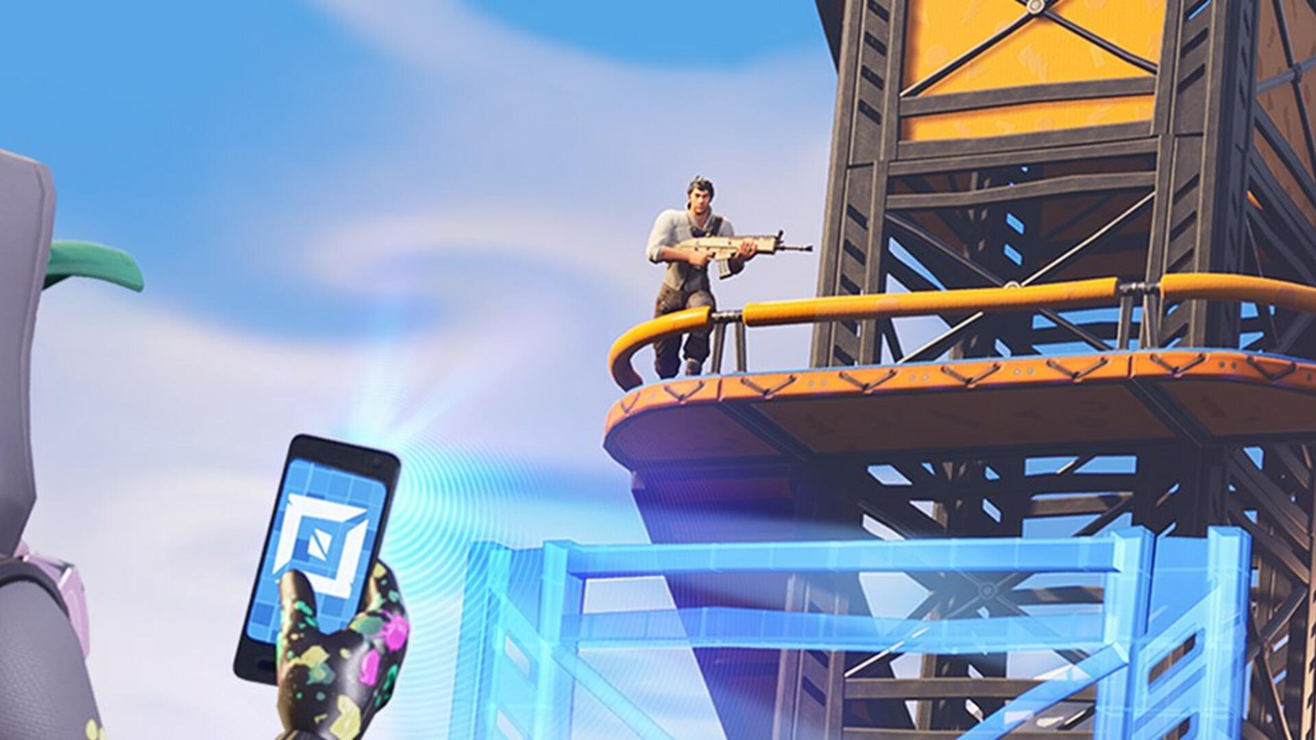 Fortnite Introduces the Infinity Blade in Patch Notes v7.01