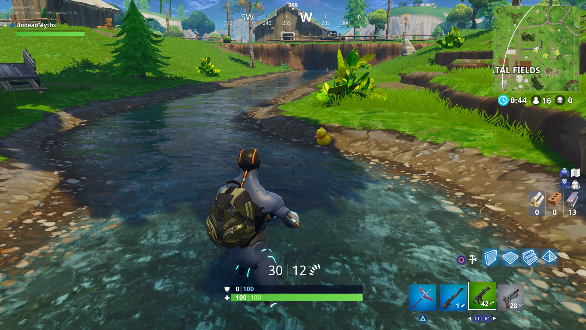Fortnite Rubber Duckies Locations Where To Find The