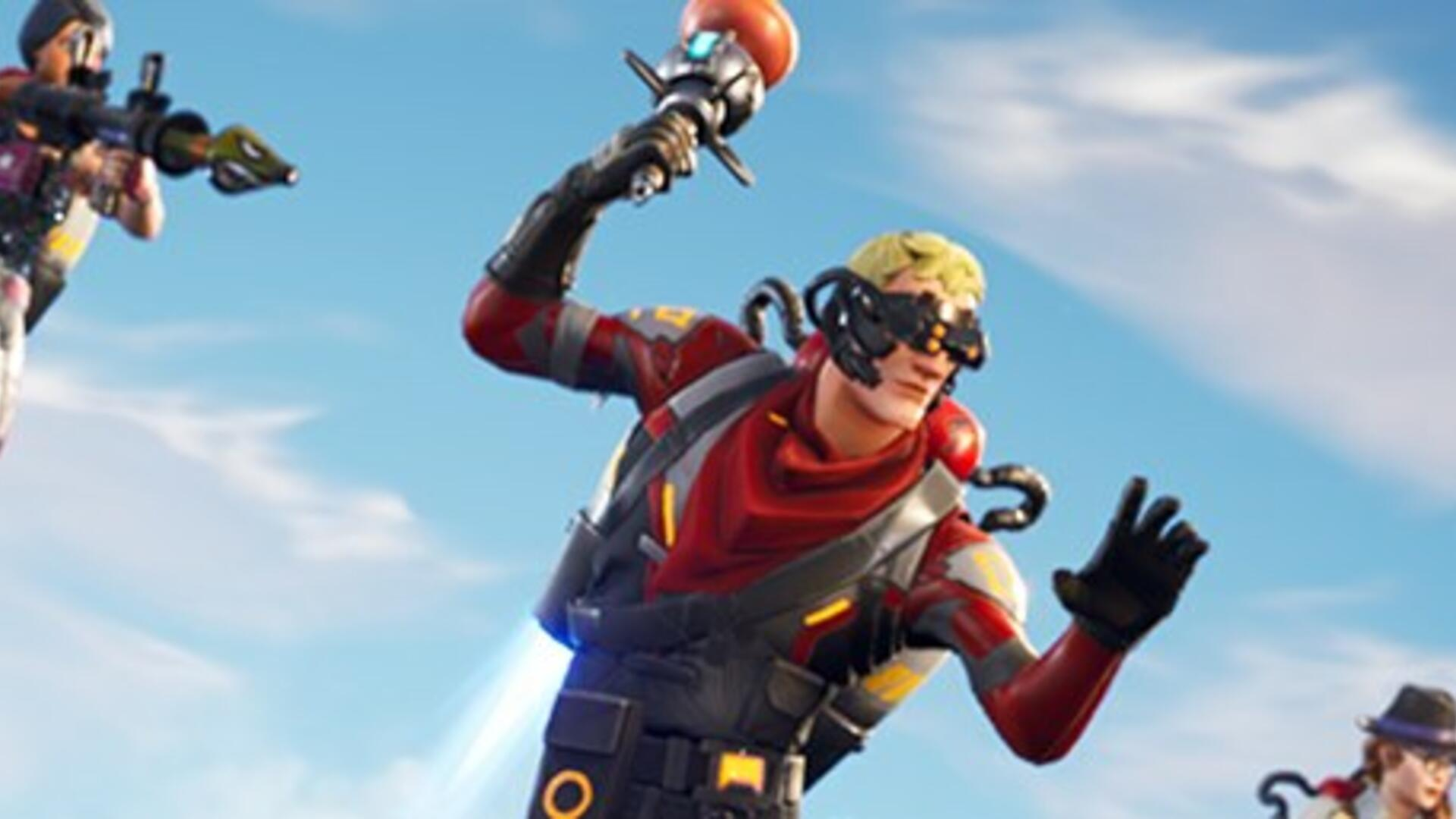 Fortnite v5.10 Content Update is Out Now, Features New Guided Missile Launcher