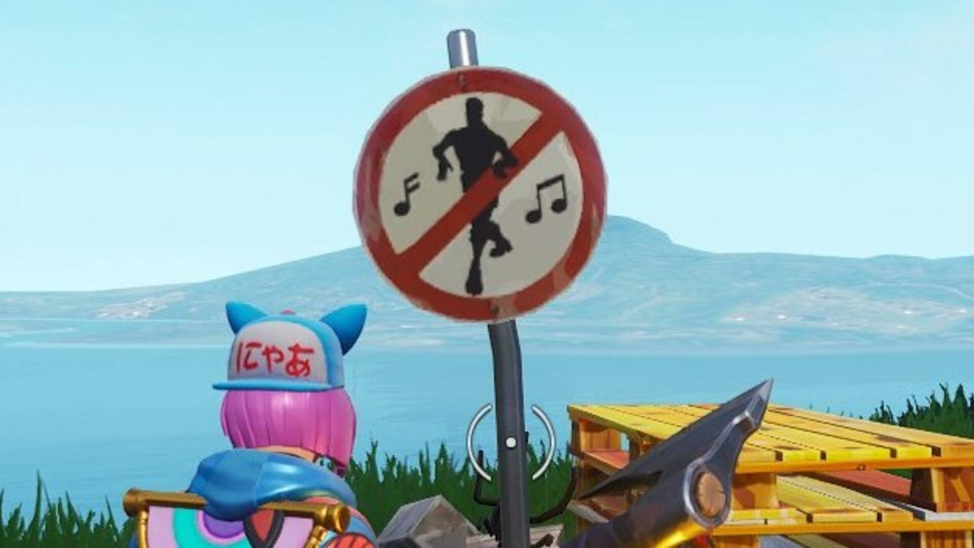 Fortnite Forbidden Locations - How and Where to Dance in Different Forbidden Locations