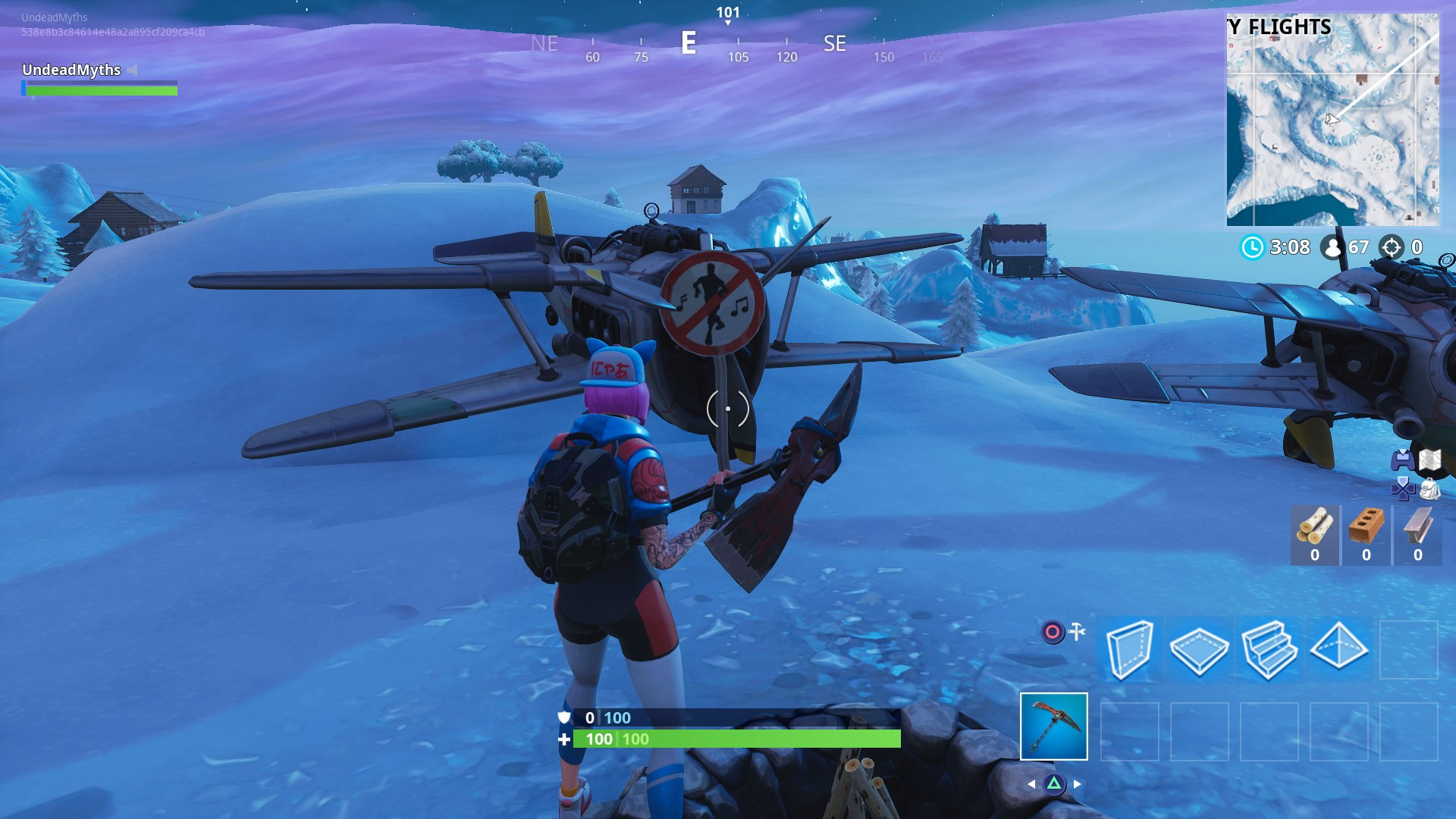 Fortnite Forbidden Locations How And Where To Dance In Different