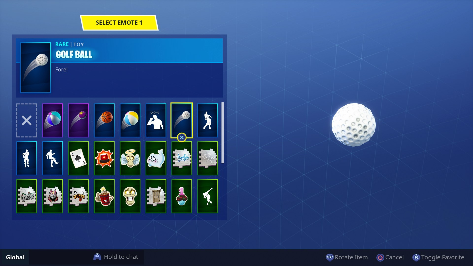 Fortnite Hit a Golf Ball From Tee to Green - How to Hit the Golf