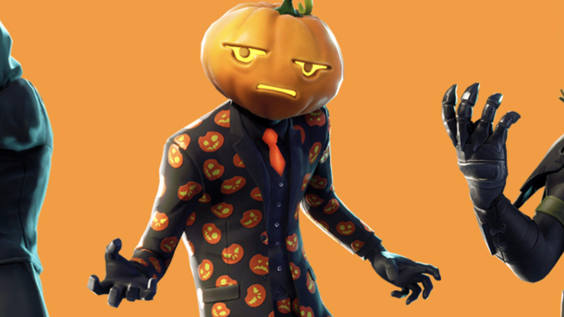 Halloween Fortnite Skins Leak, Including a Will Smith-Inspired Emote and a SNL-Related Skin