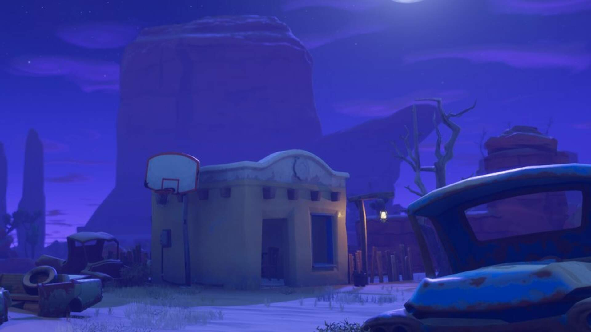 Fortnite Eye of the Storm Challenge - How to Visit the Center of Different Storm Circles