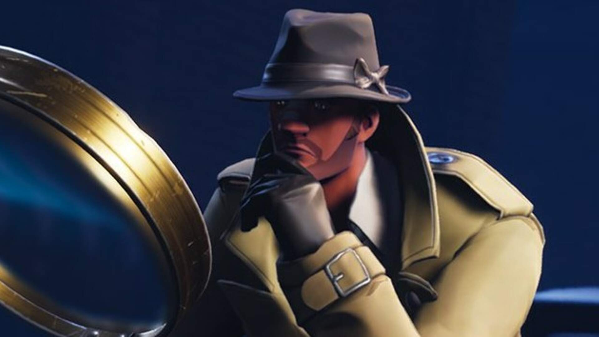New Fortnite Hardboiled Skin Available Now, Drum Gun Coming Soon