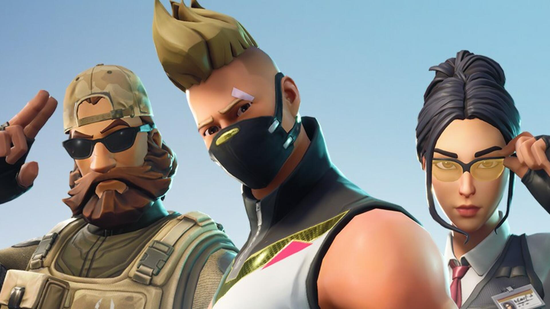Fortnite V5.40 Content Update Out Now, Adds New Suppressed Assault Rifle