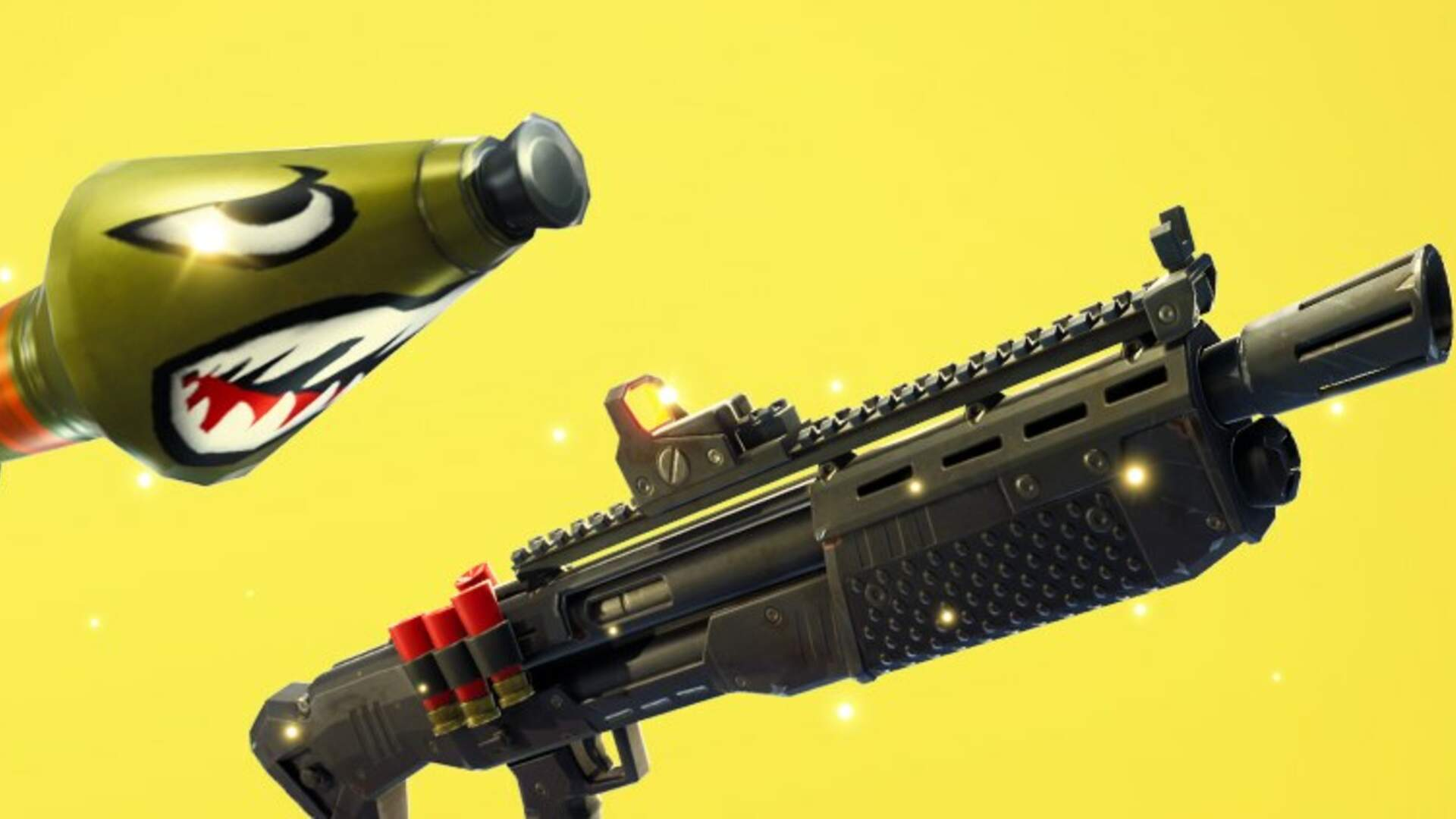 Fortnite v6.21 Patch Notes Introduces Balloons, Vaults the Guided Missile Launcher
