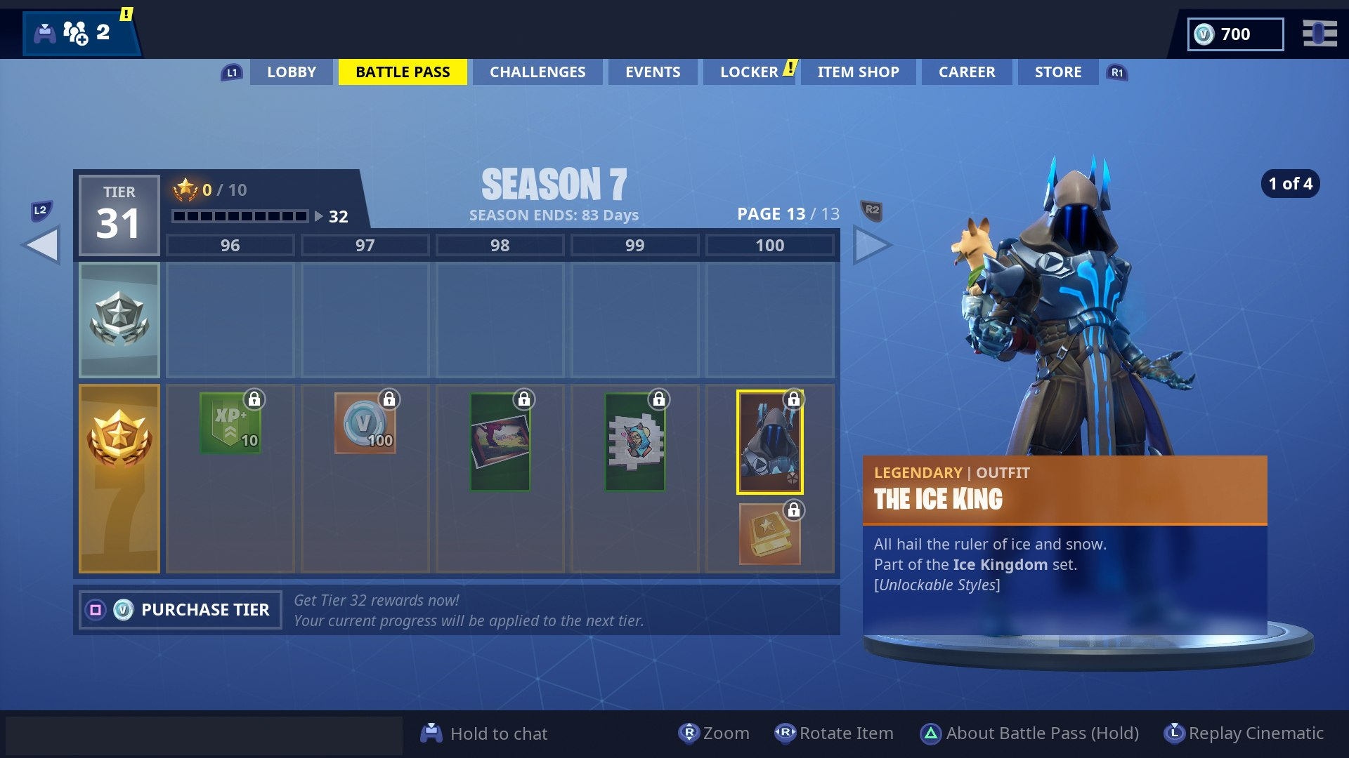 Fortnite Season 7 Guide Weekly Challenges Character Skins And