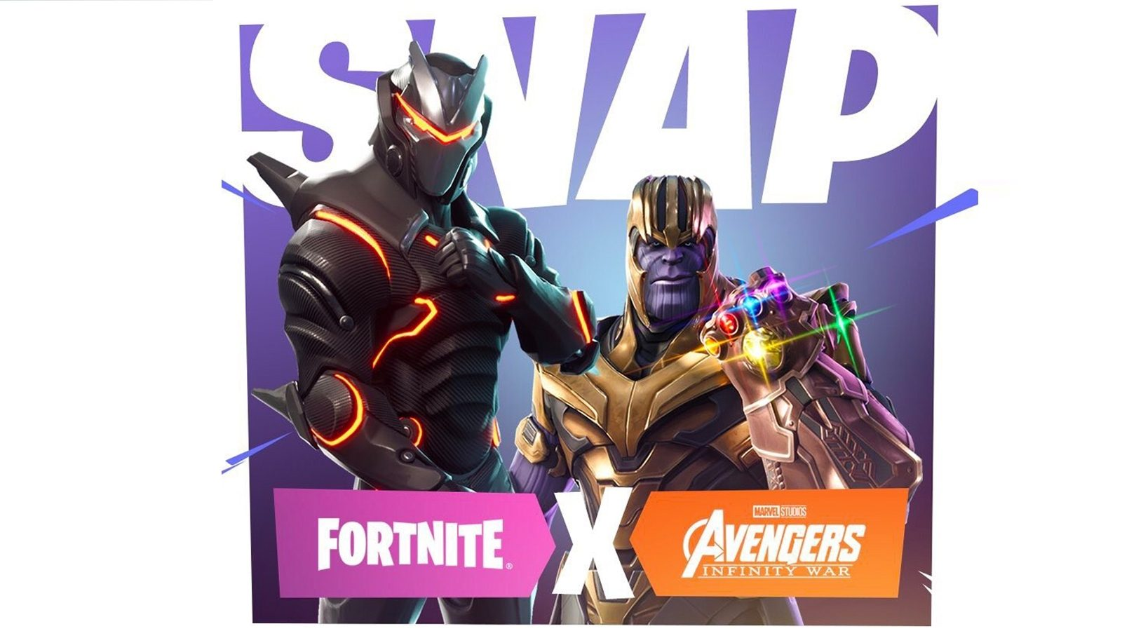 Fortnite Avengers Infinity War Crossover Event Finished - Is
