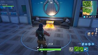 Fortnite Lonely Lodge Truhen Standorte - Alle Lonely Lodge Brust Standorte